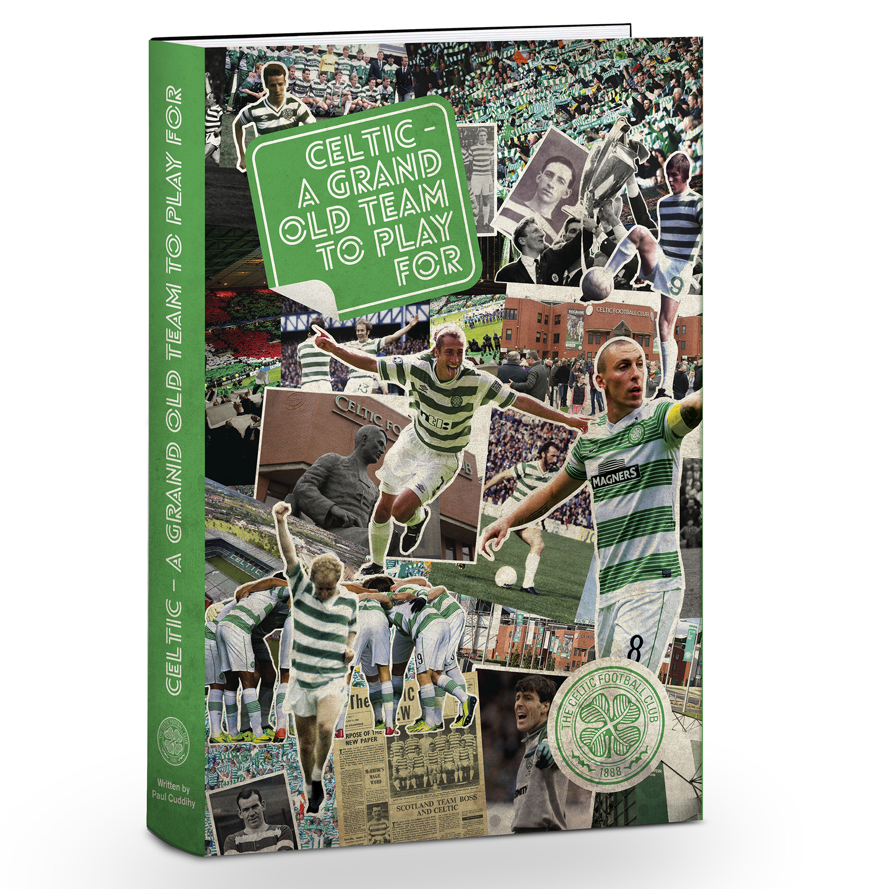 Celtic Grand Old Team Book