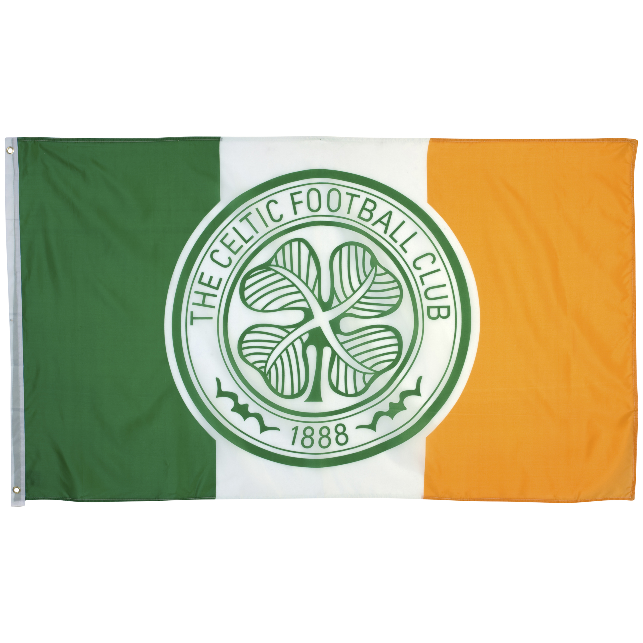 Celtic Home And Away Flag - 5 x 3