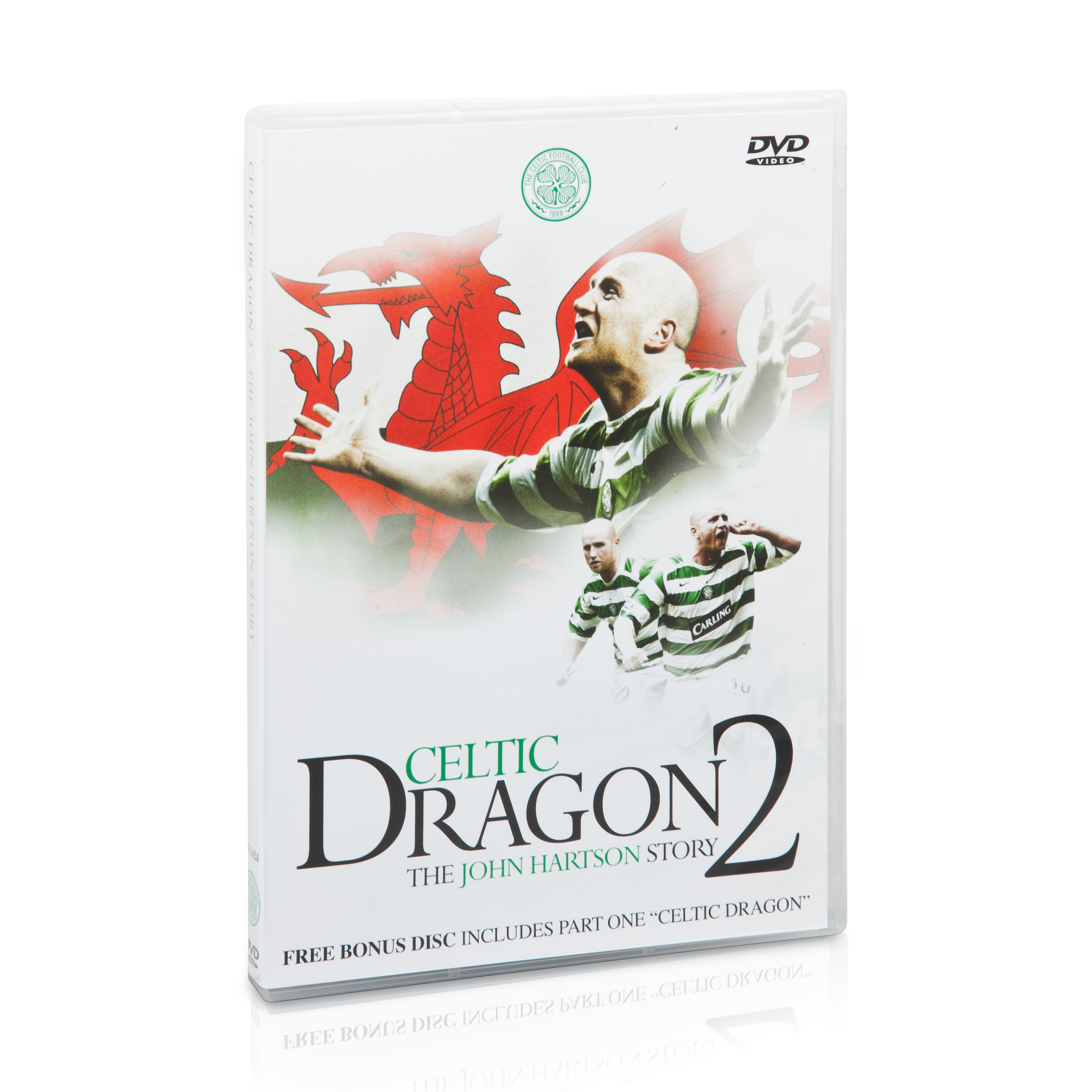 Celtic Dragon 2 - The John Hartson Story DVD