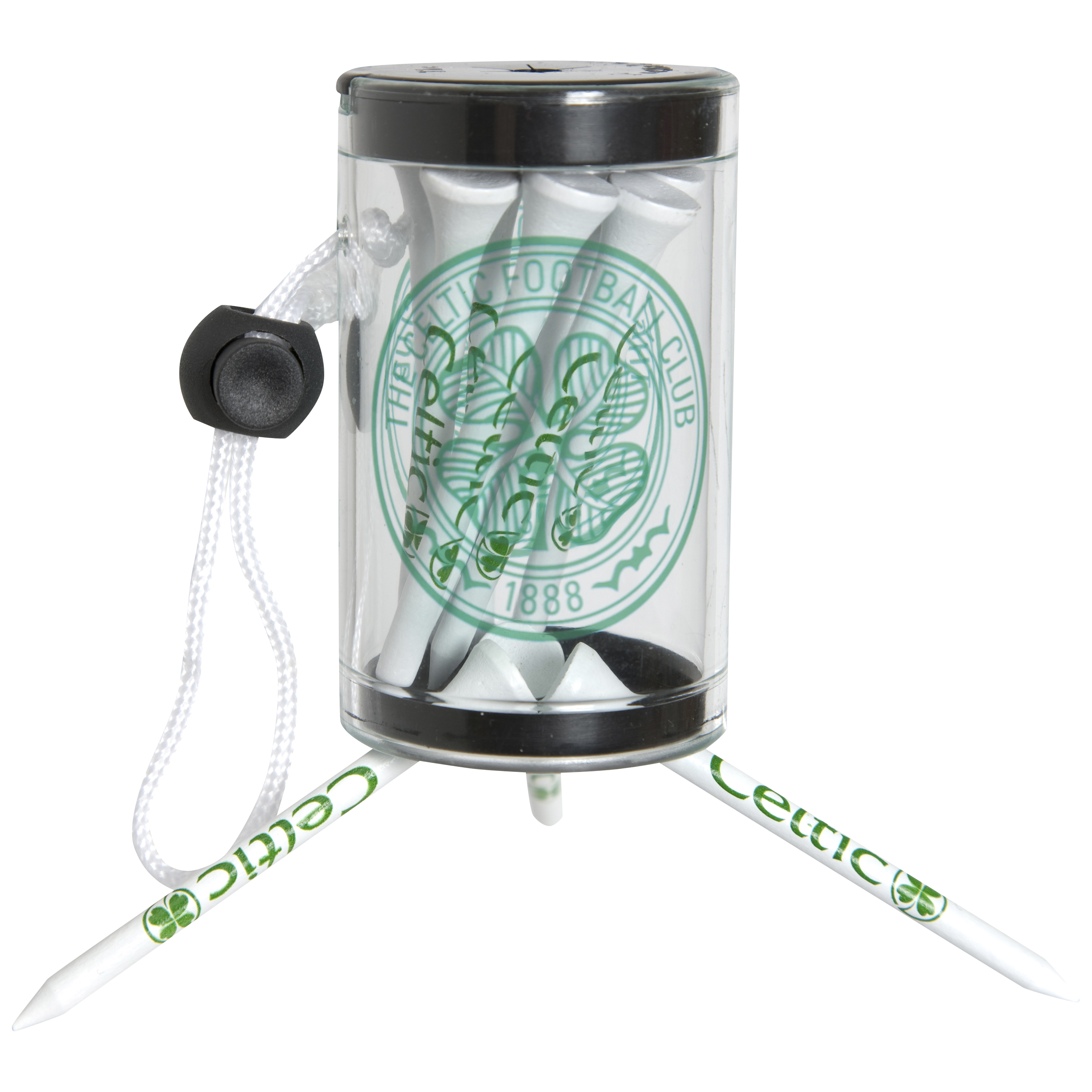 Celtic Golf Tee Shaker