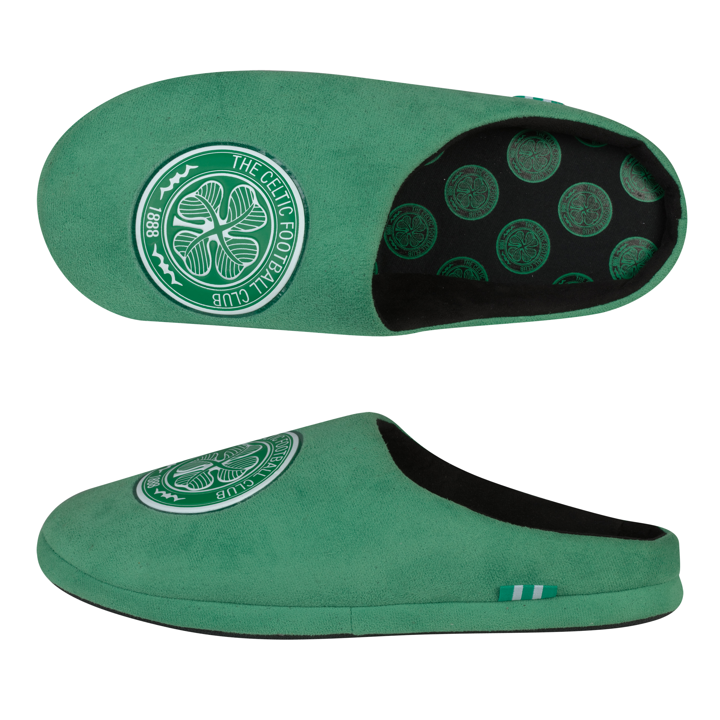 Celtic Defender Slipper - Green - Boys