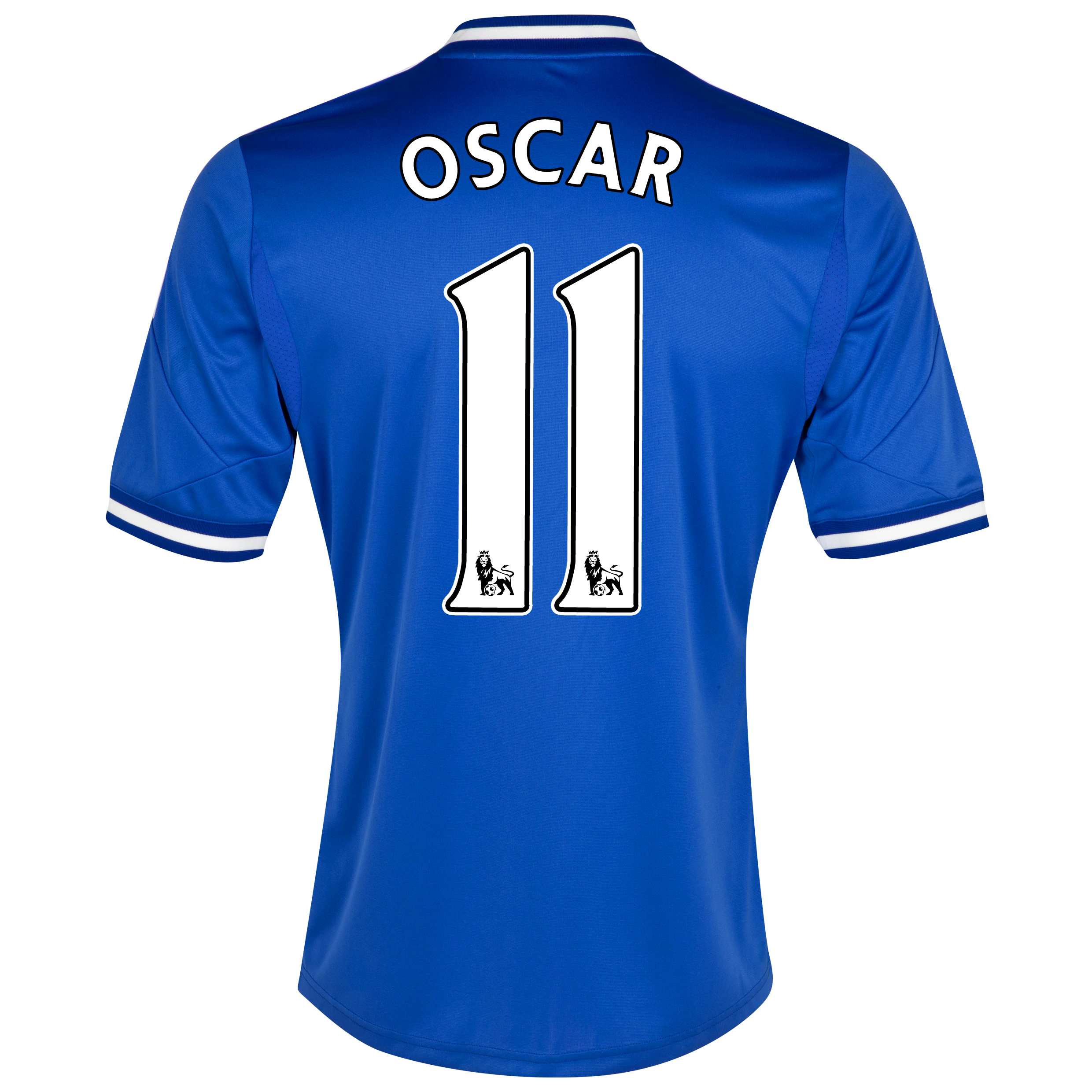 Chelsea Home Shirt 2013/14 with Oscar 11 printing