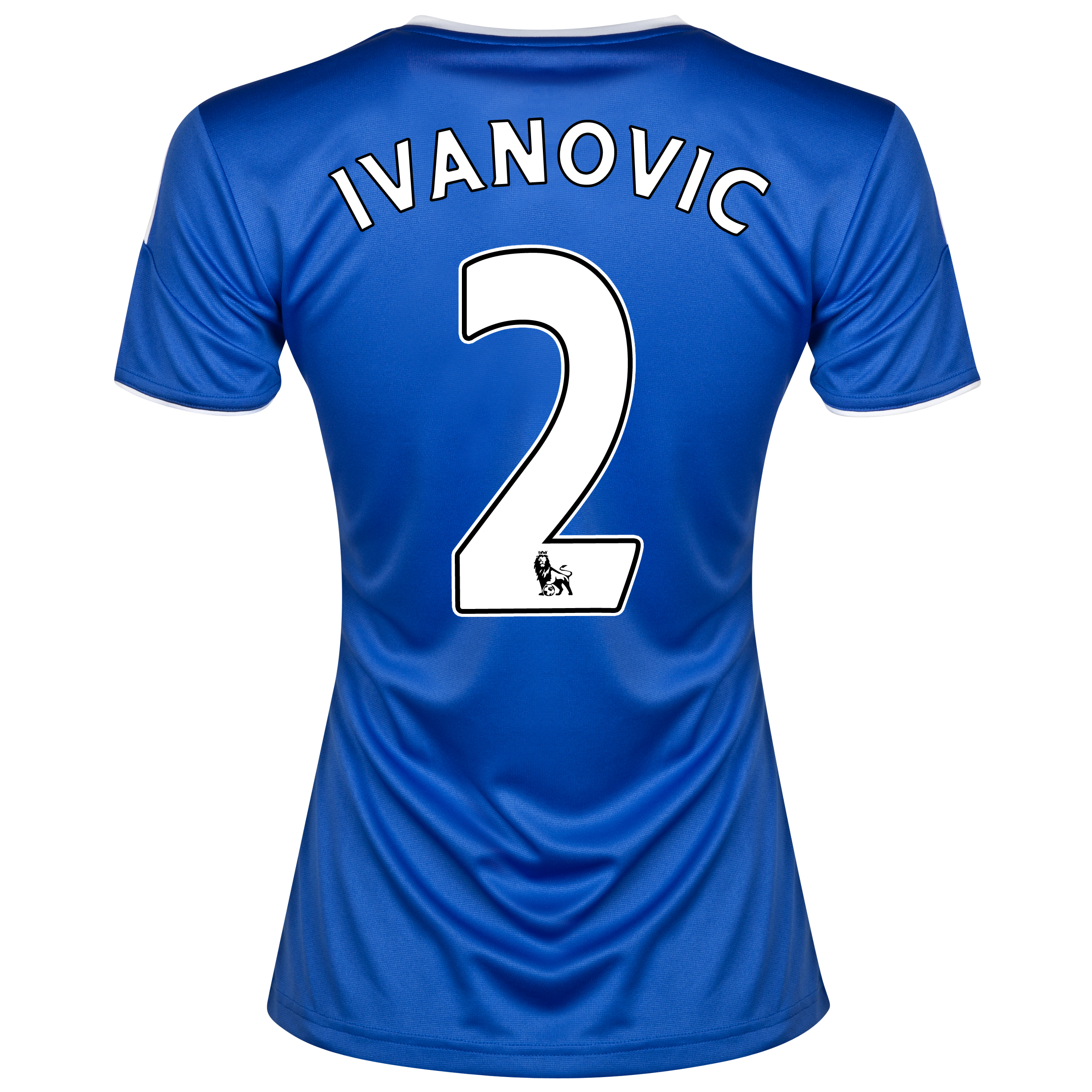 Chelsea Home Shirt 2013/14- Womens with Ivanovic 2 printing