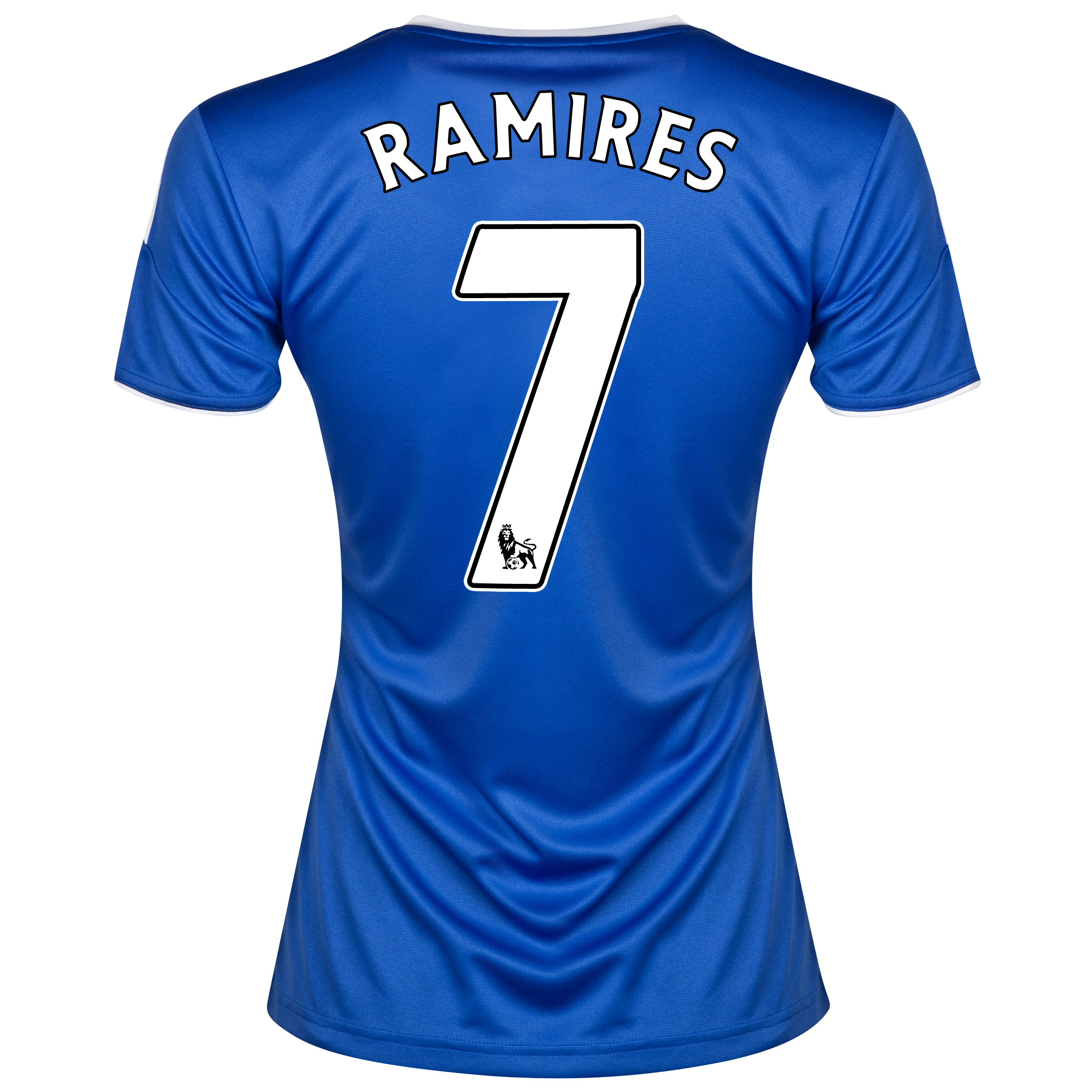 Chelsea Home Shirt 2013/14- Womens with Ramires 7 printing