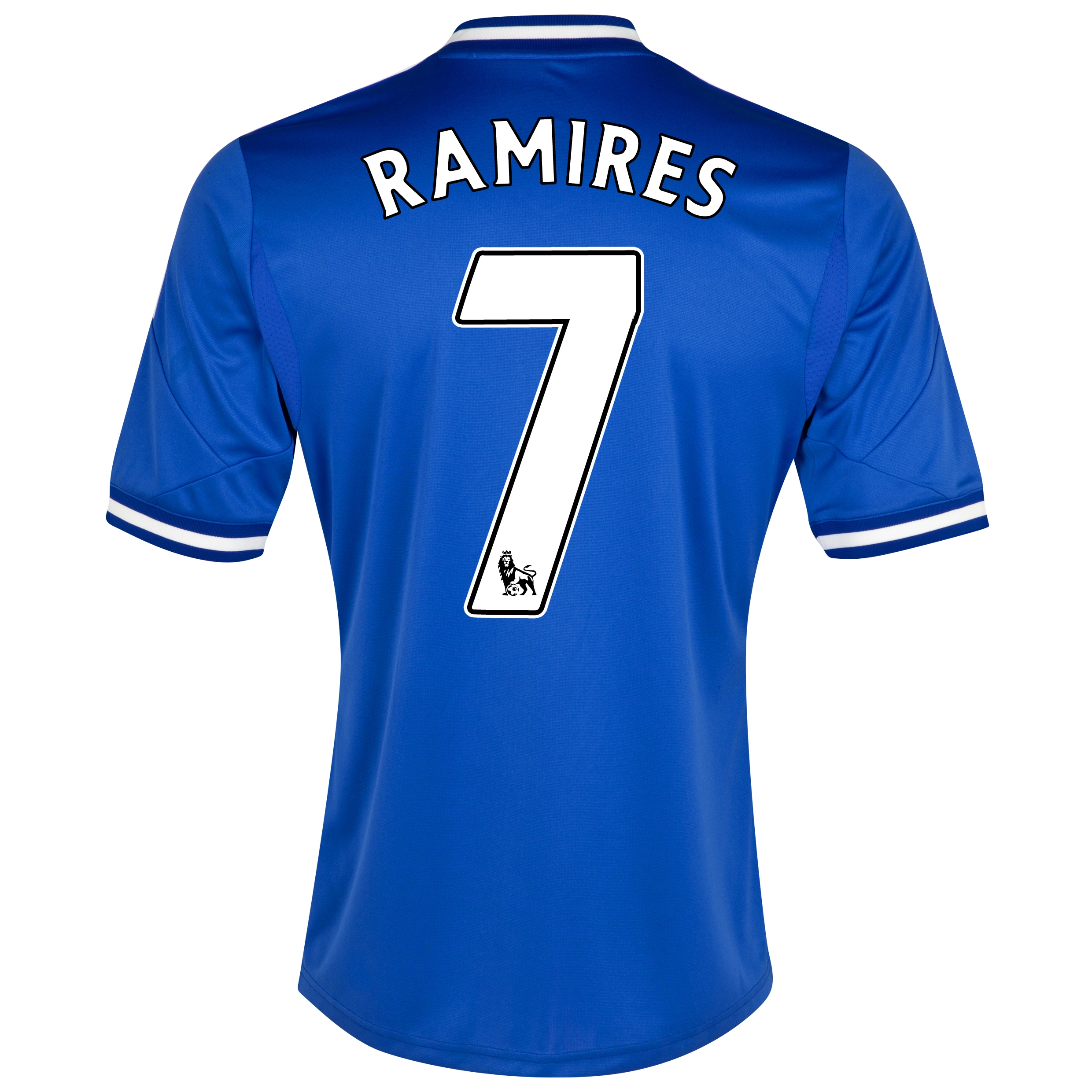Chelsea Home Shirt 2013/14 - Outsize with Ramires 7 printing