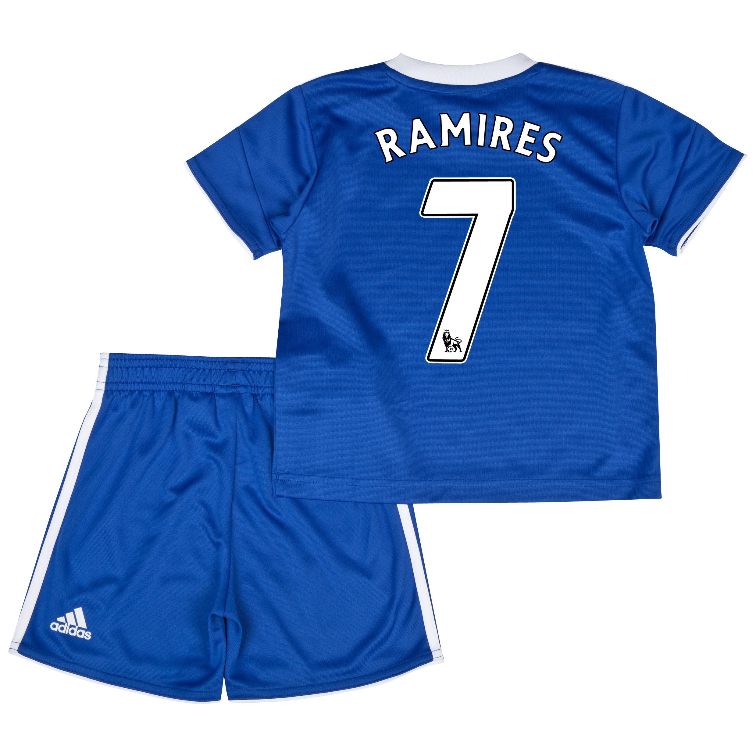Chelsea Home Mini Kit 2013/14 with Ramires 7 printing