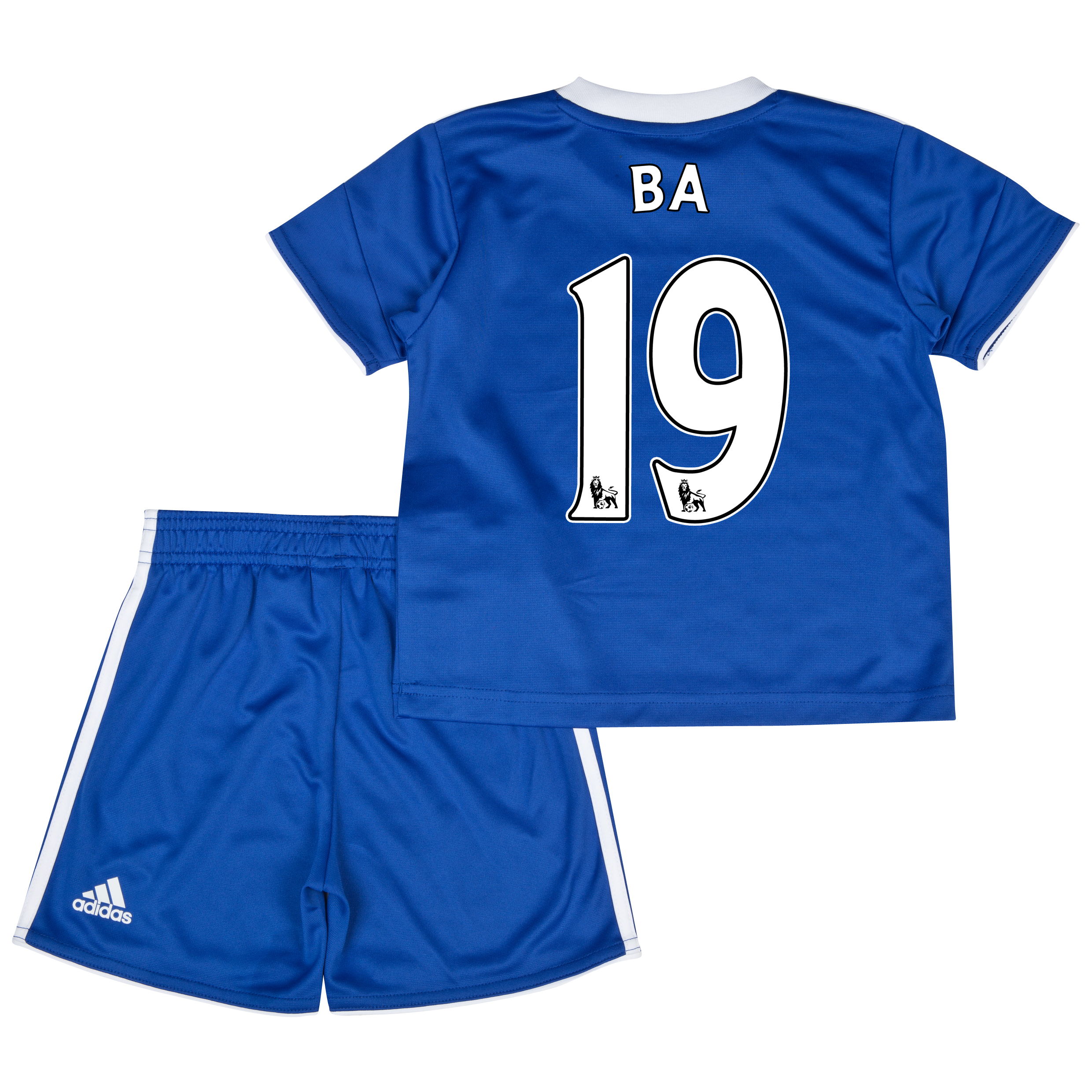 Chelsea Home Mini Kit 2013/14 with Ba 19 printing