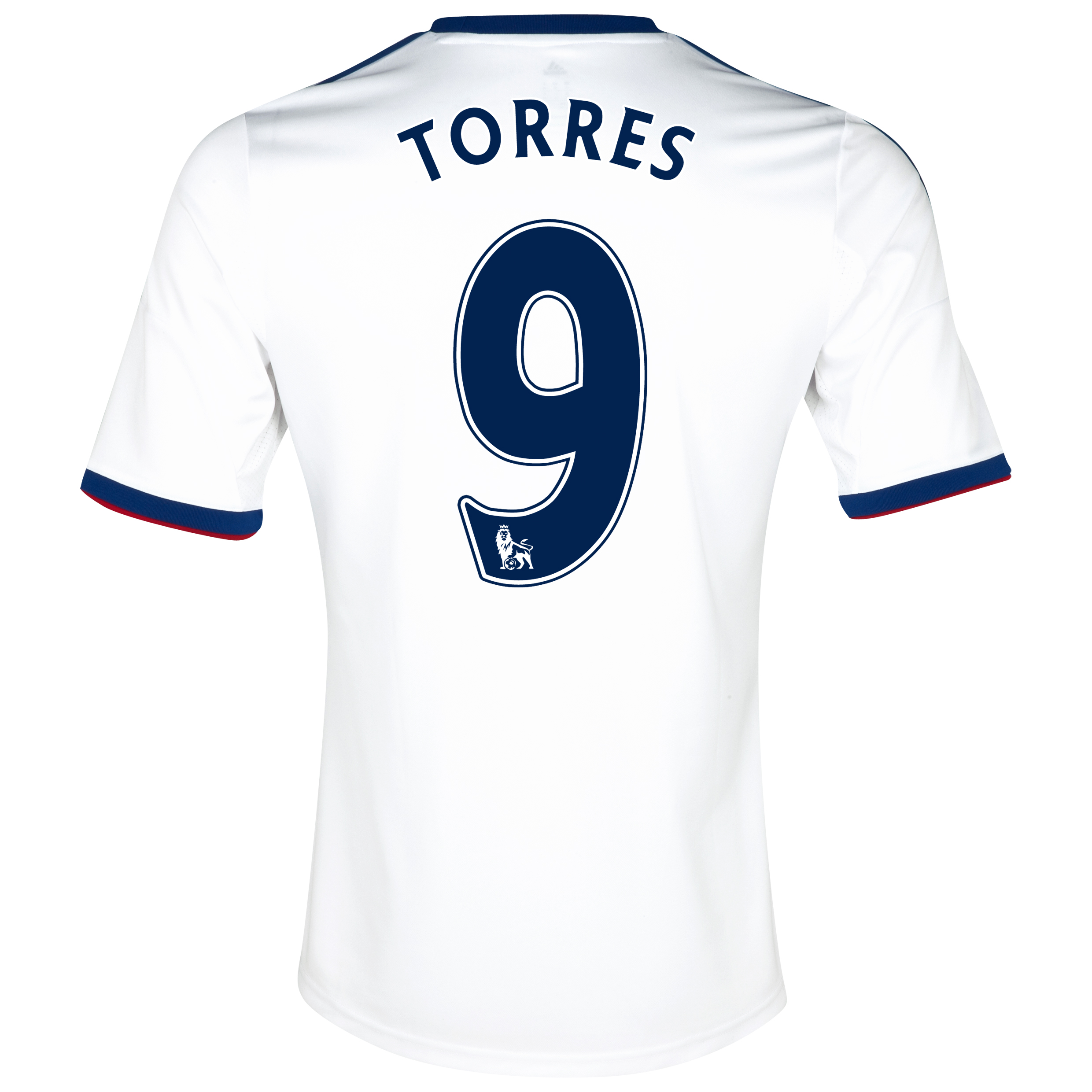 Chelsea Away Shirt 2013/14 with Torres 9 printing