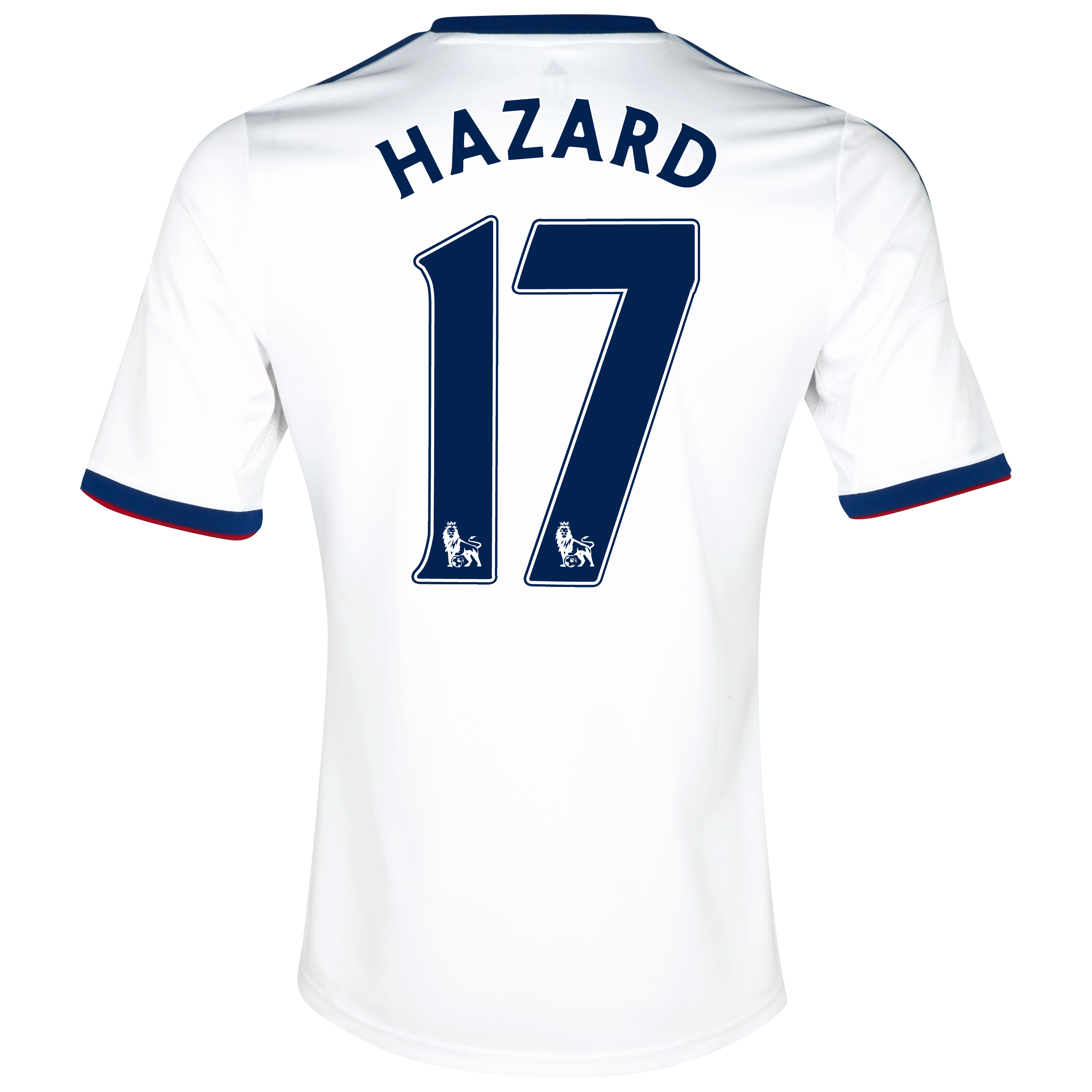 Chelsea Away Shirt 2013/14 with Hazard 17 printing