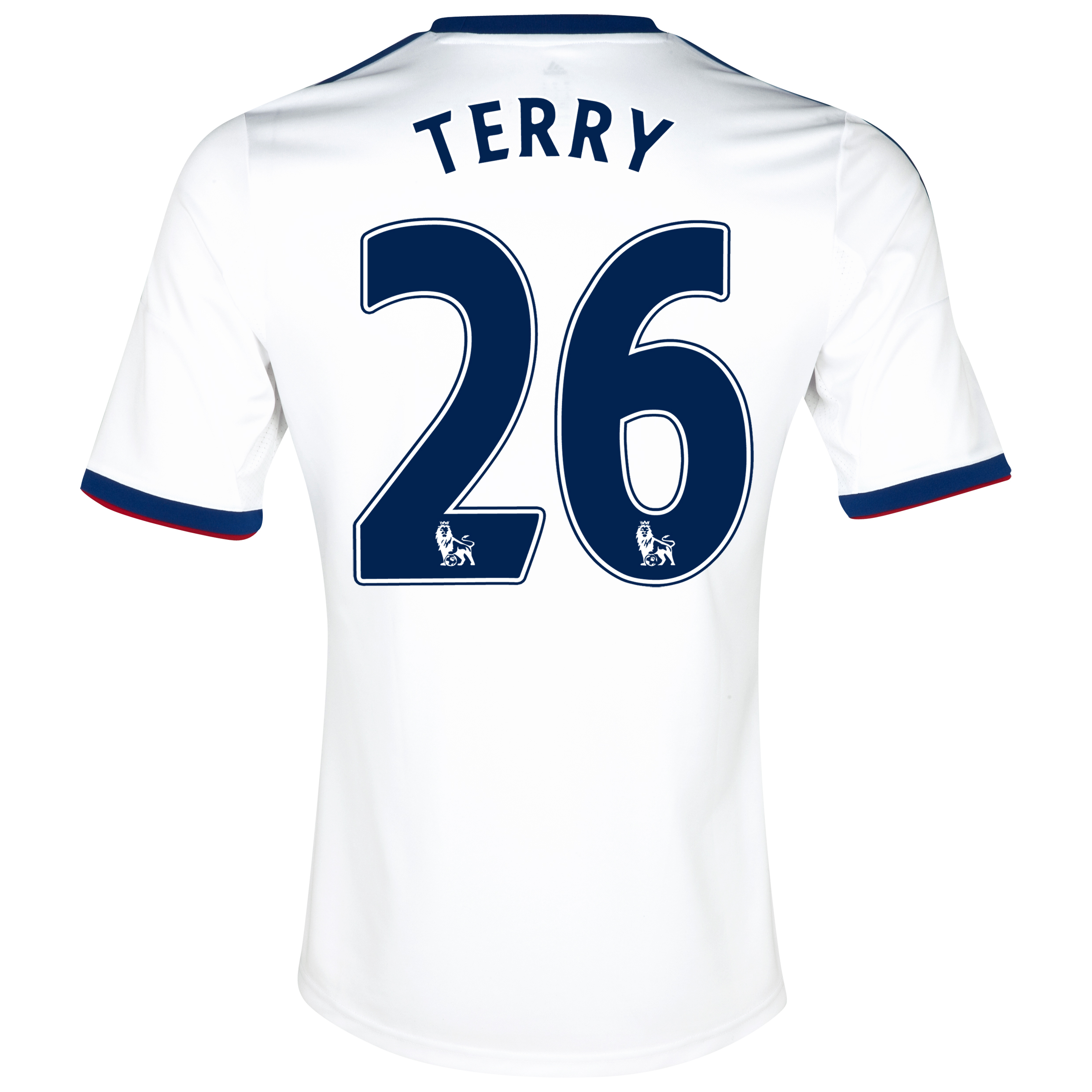 Chelsea Away Shirt 2013/14 with Terry 26 printing