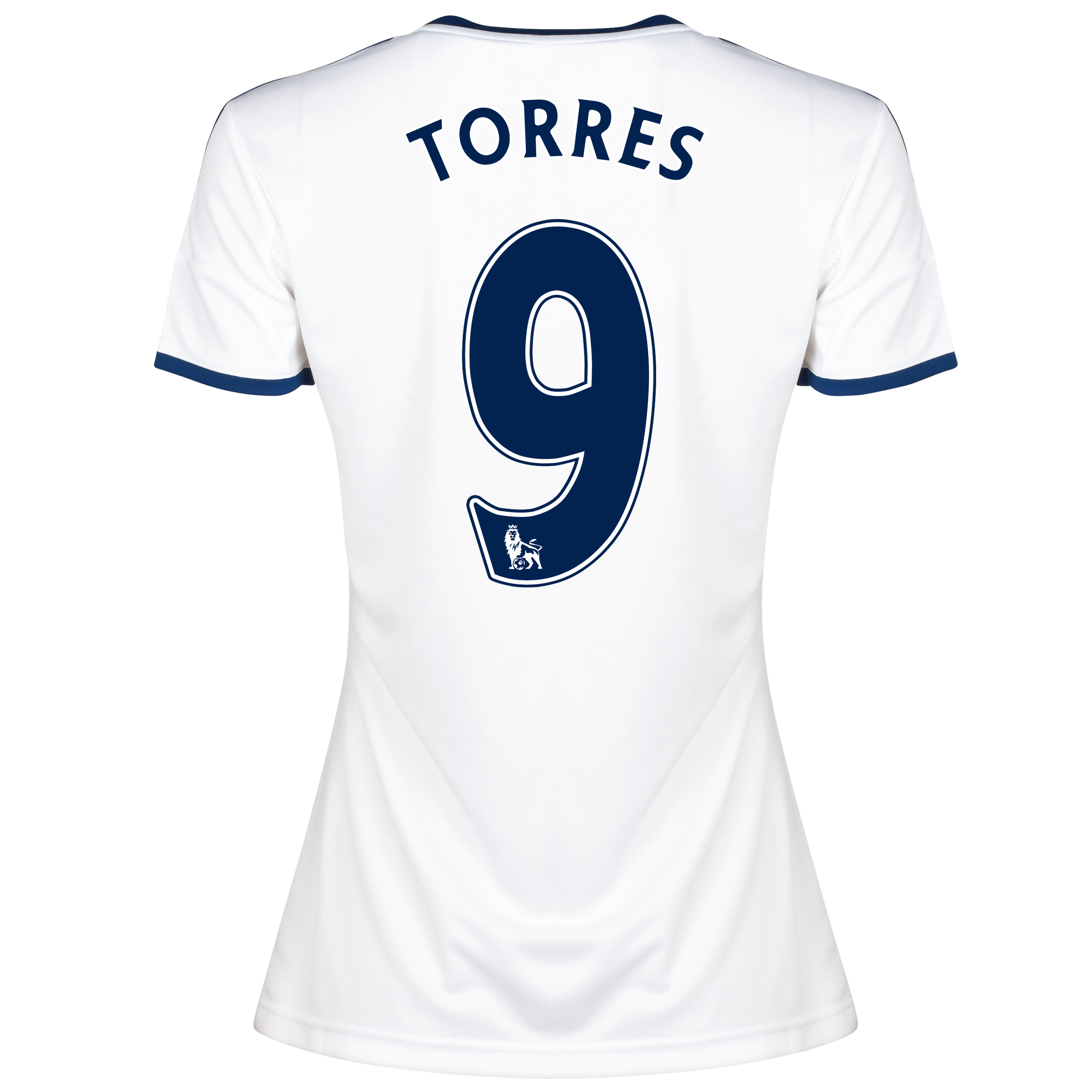 Chelsea Away Shirt 2013/14 -Womens with Torres 9 printing