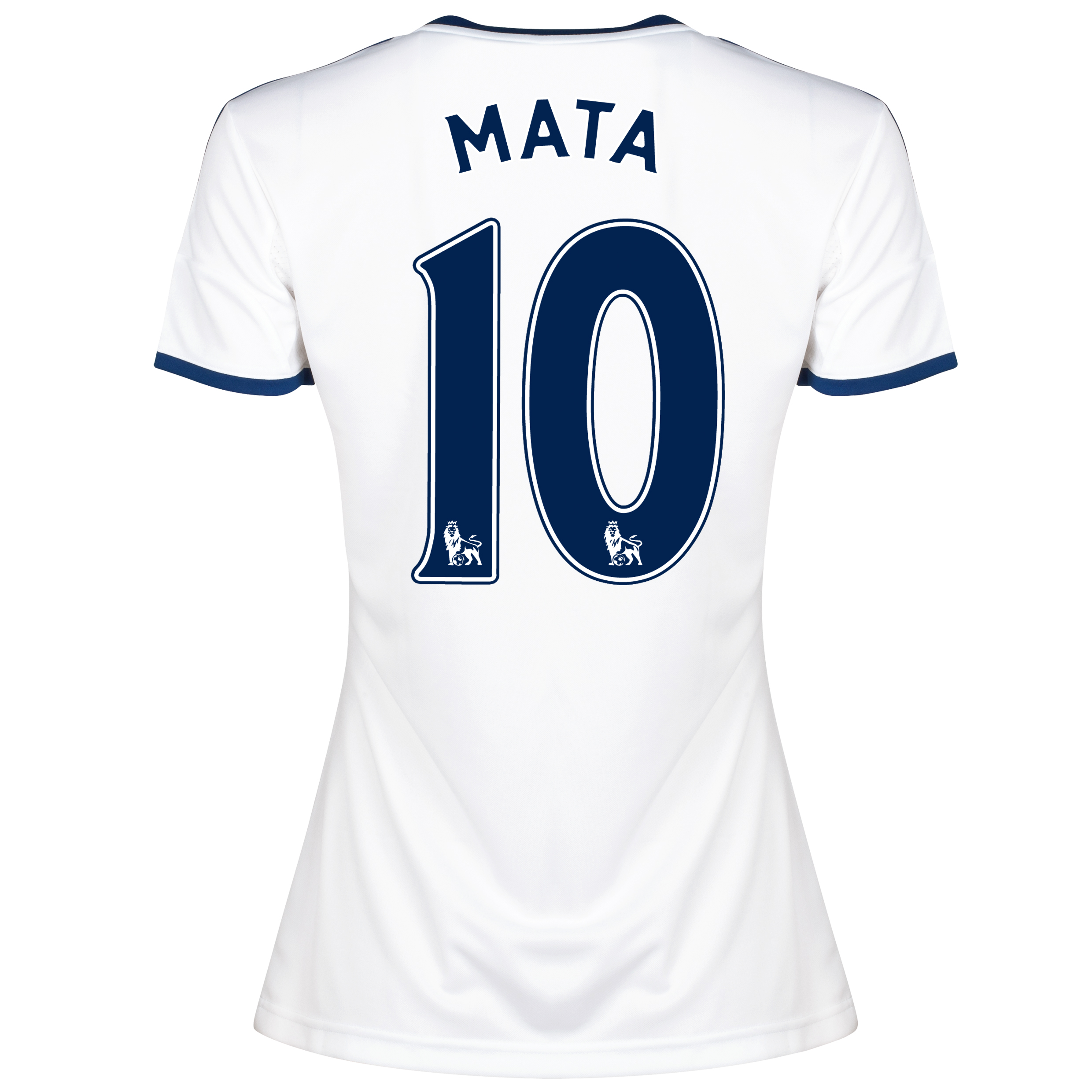 Chelsea Away Shirt 2013/14 -Womens with Mata 10 printing