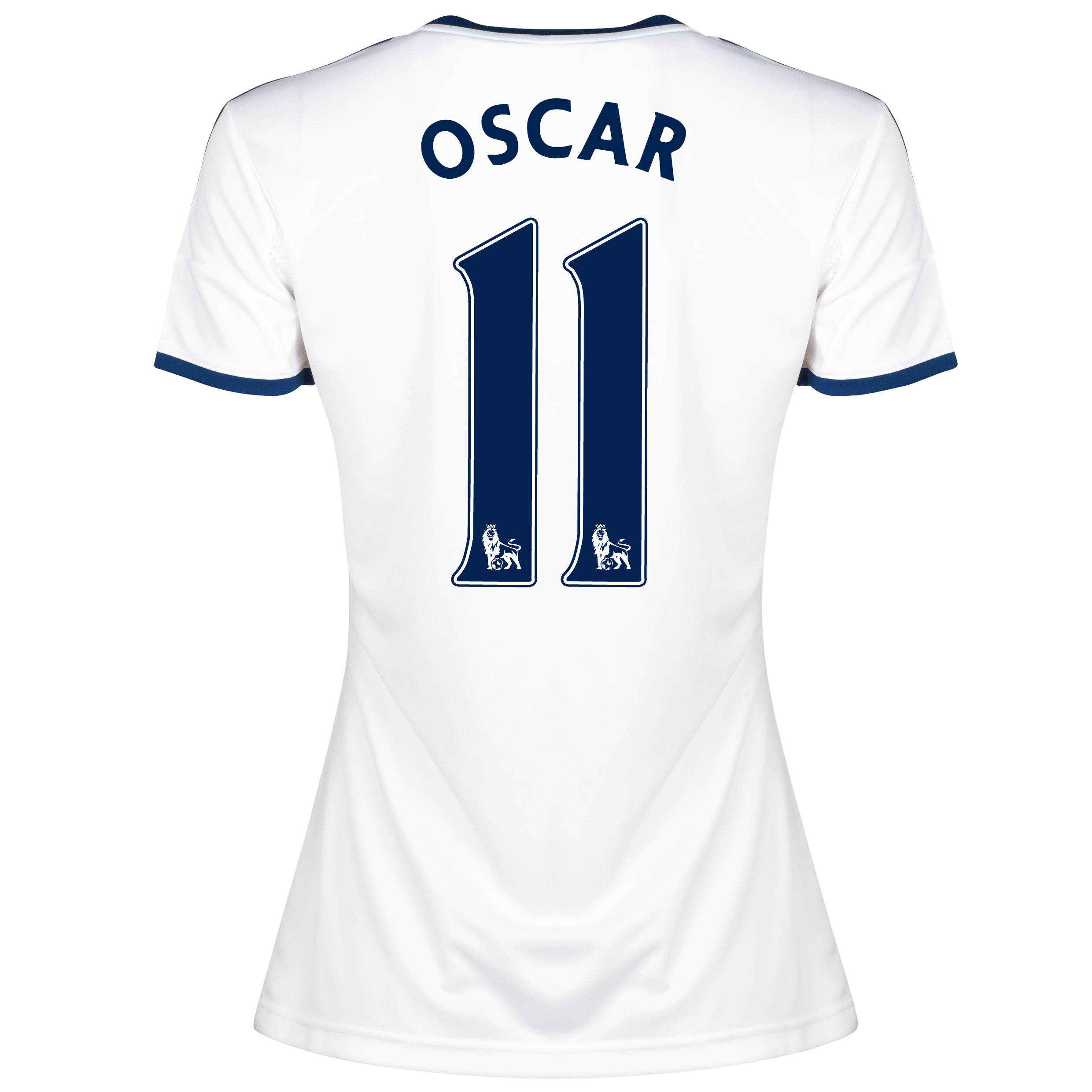 Chelsea Away Shirt 2013/14 -Womens with Oscar 11 printing
