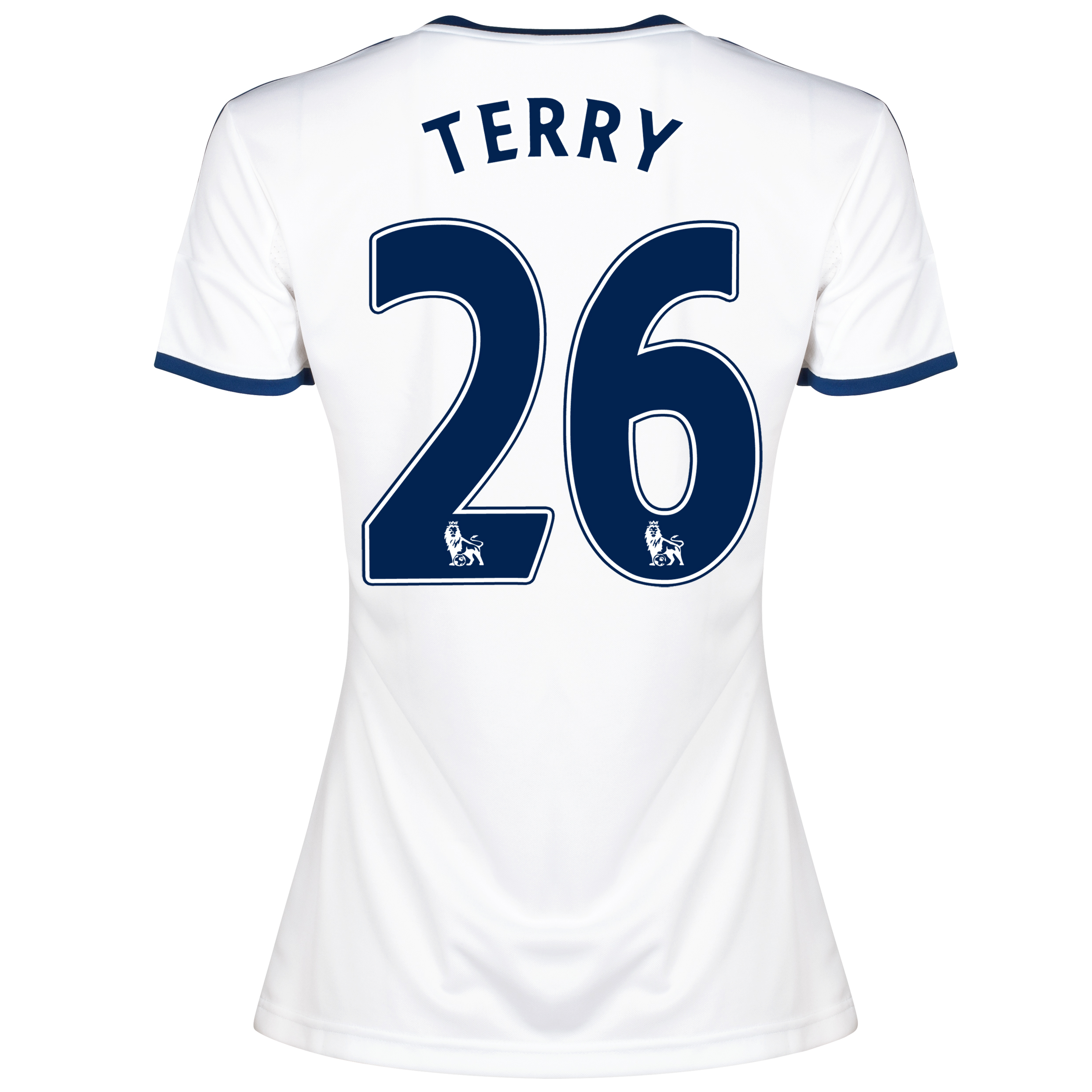 Chelsea Away Shirt 2013/14 -Womens with Terry 26 printing
