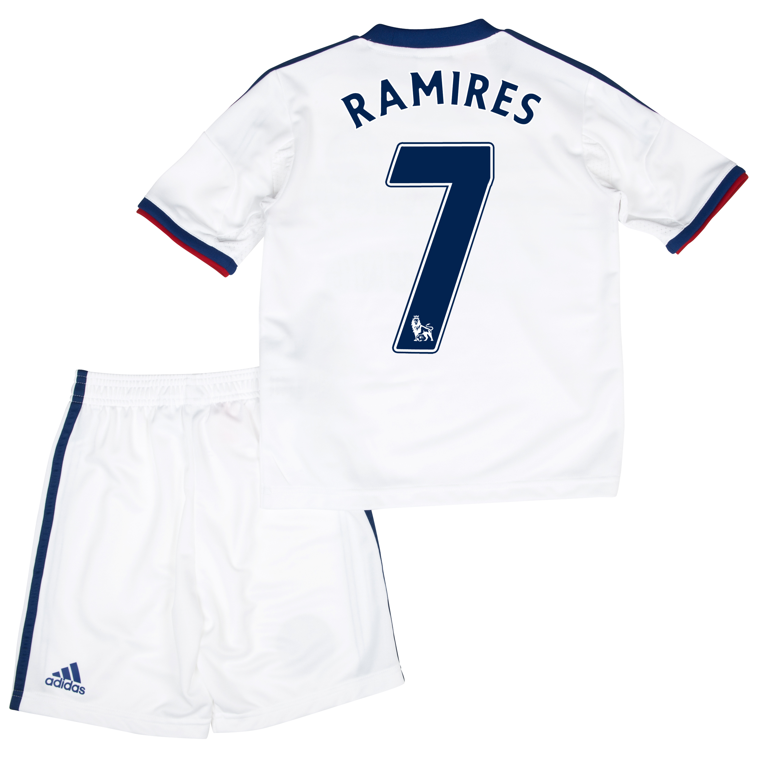 Chelsea Away Mini Kit 2013/14 with Ramires 7 printing