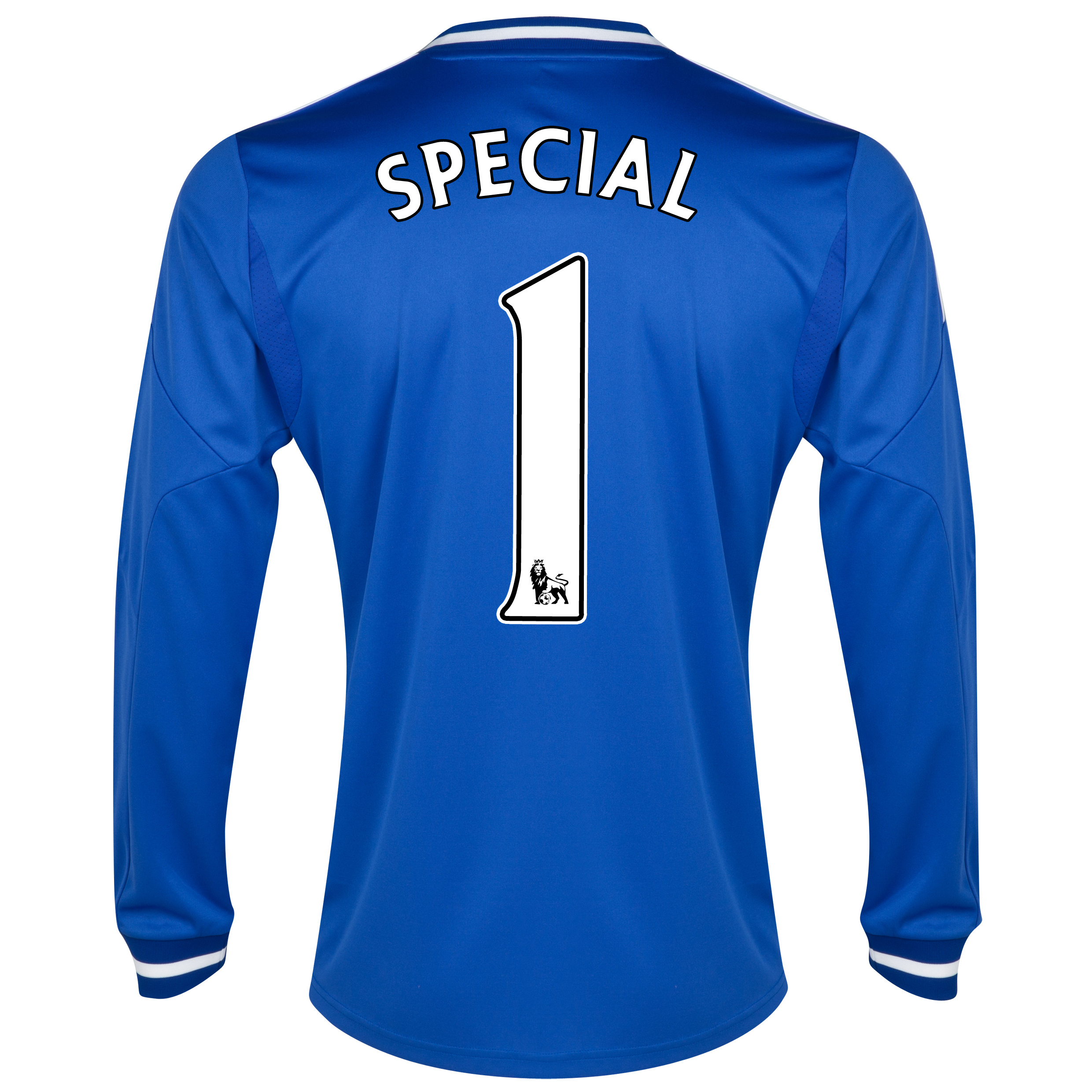 Chelsea Home Shirt 2013/14 - Long Sleeve - Kids with Special 1 printing