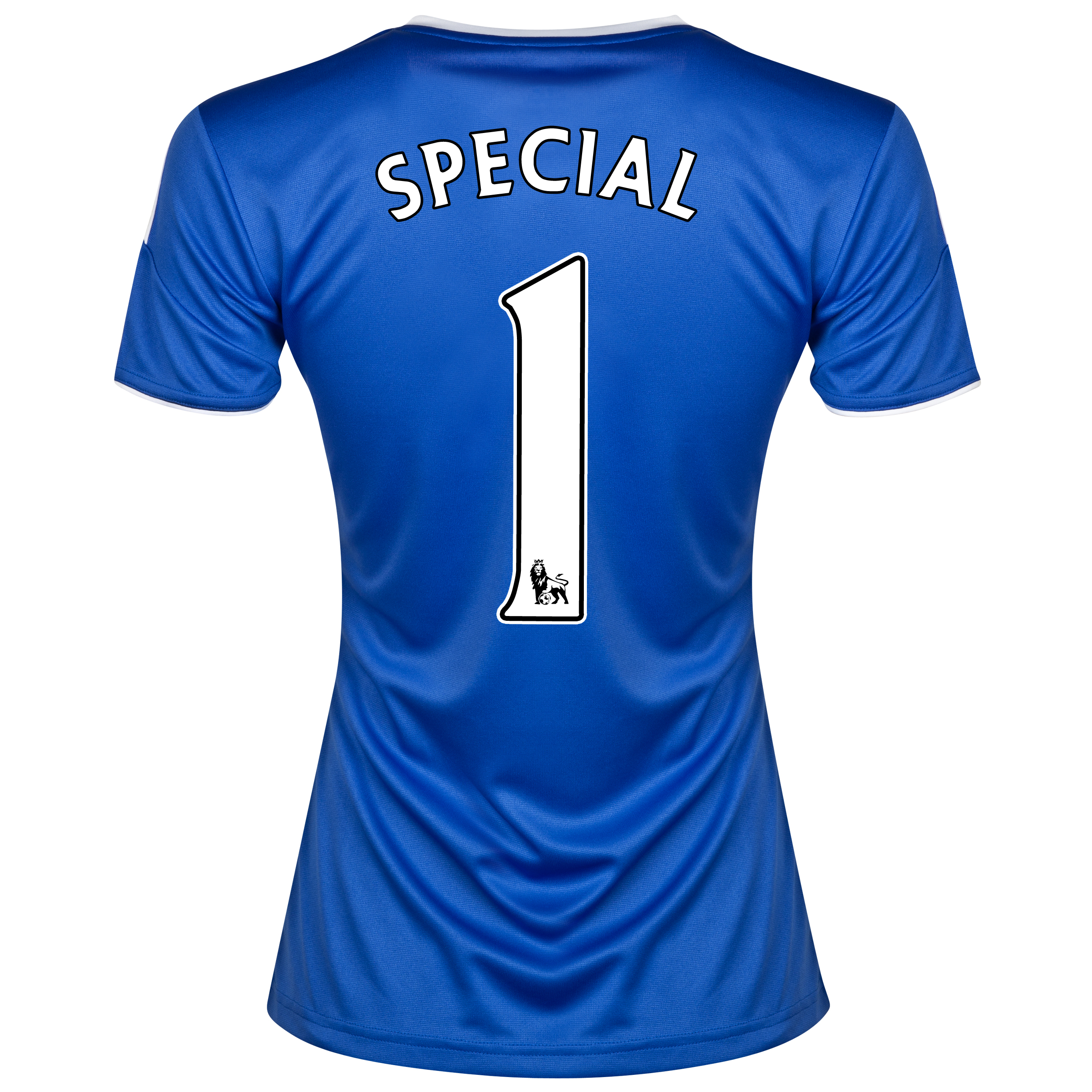 Chelsea Home Shirt 2013/14- Womens with Special 1 printing