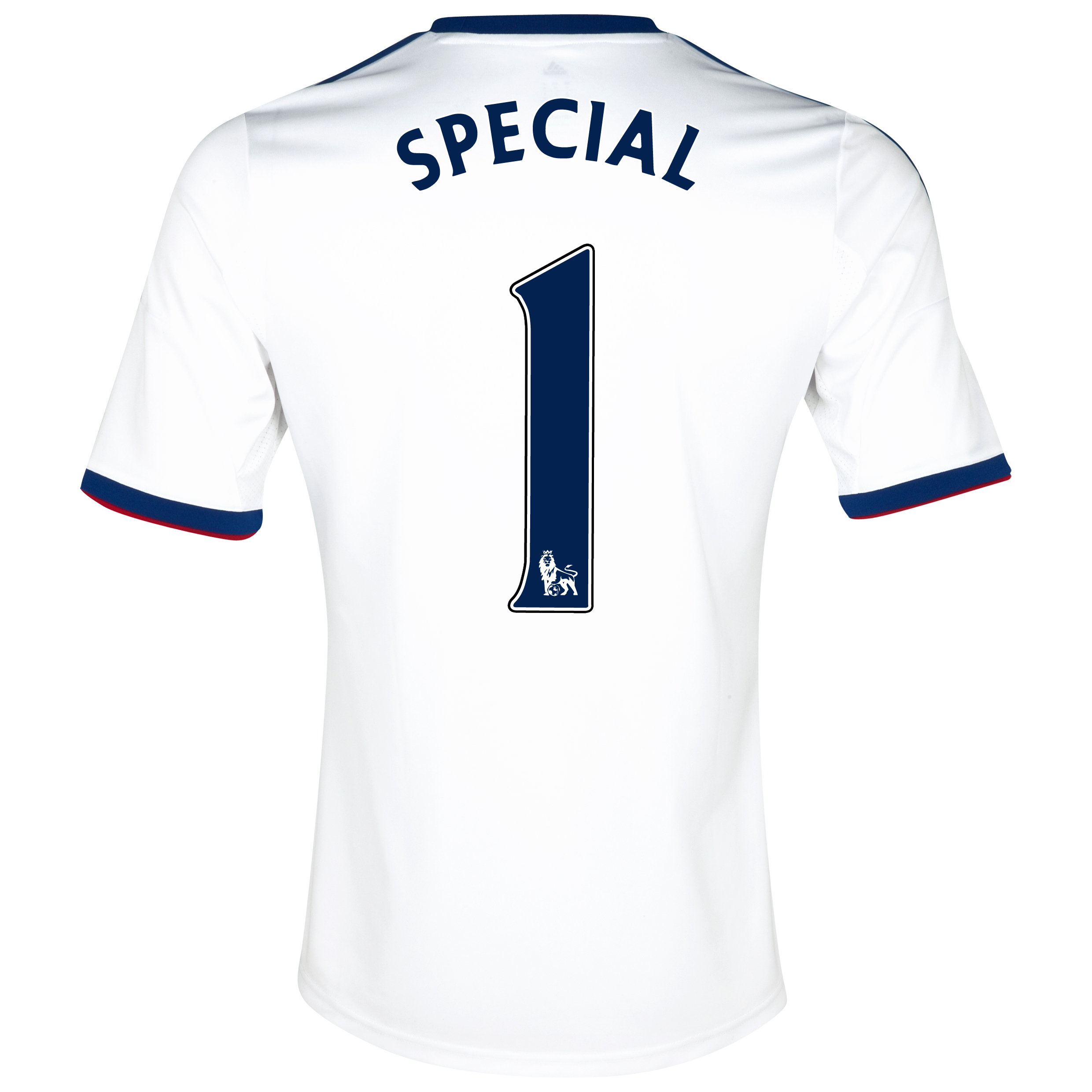 Chelsea Away Shirt 2013/14 with Special 1 printing