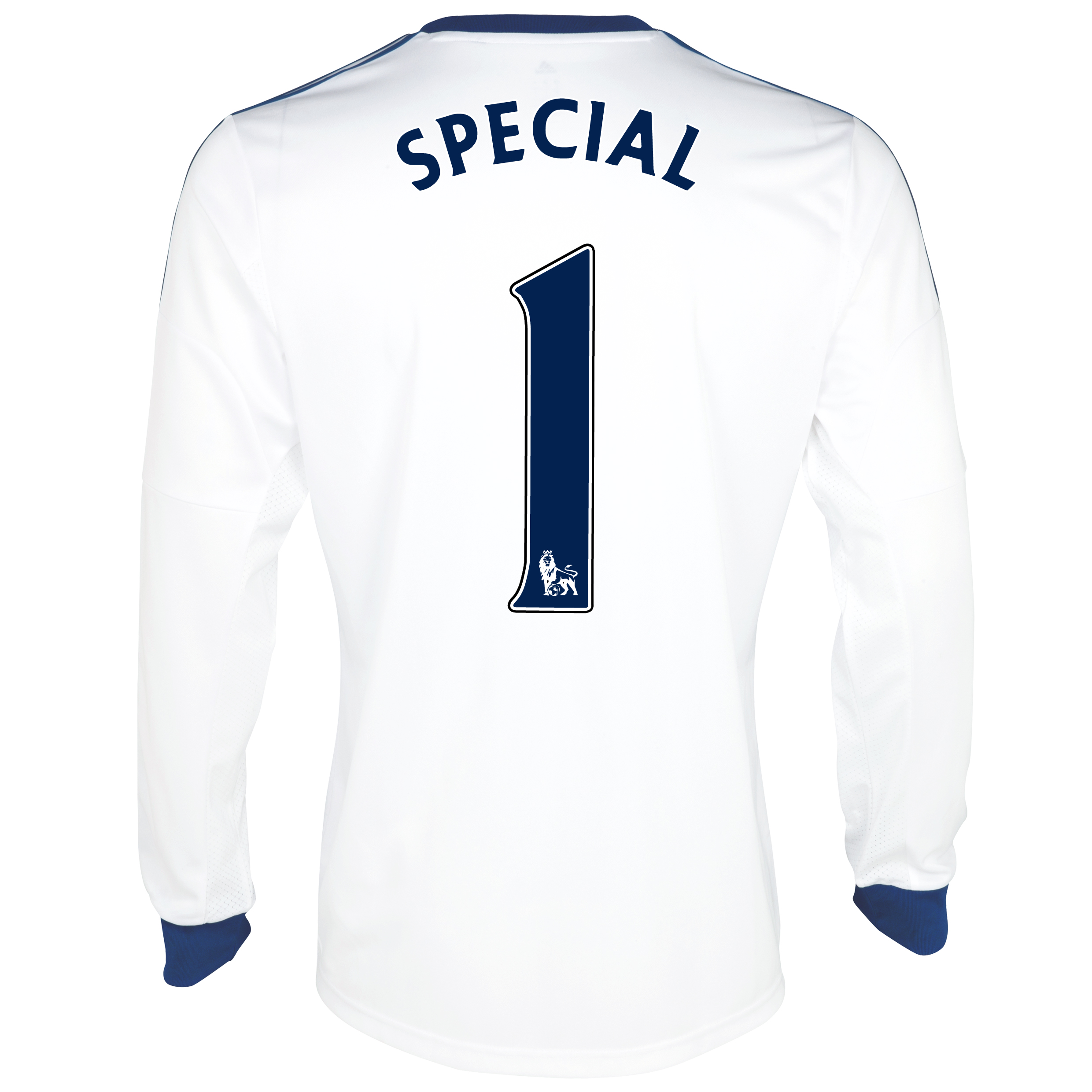 Chelsea Away Shirt 2013/14- Long Sleeve with Special 1 printing