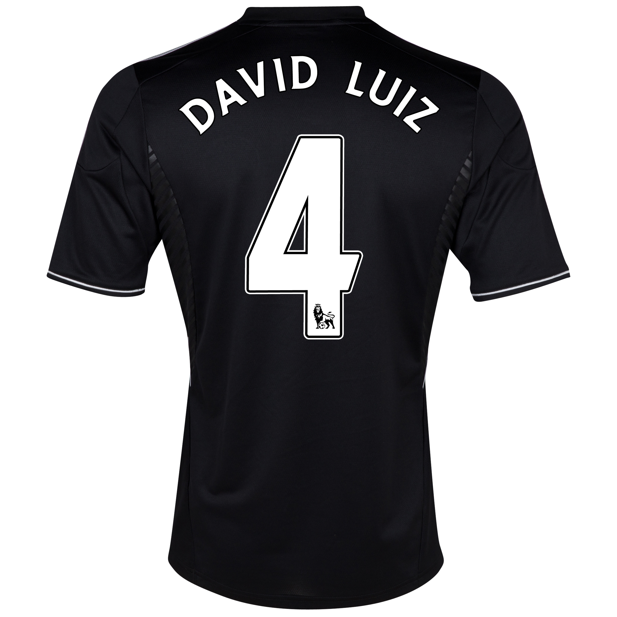 Chelsea Third Shirt 2013/14 with David Luiz 4 printing