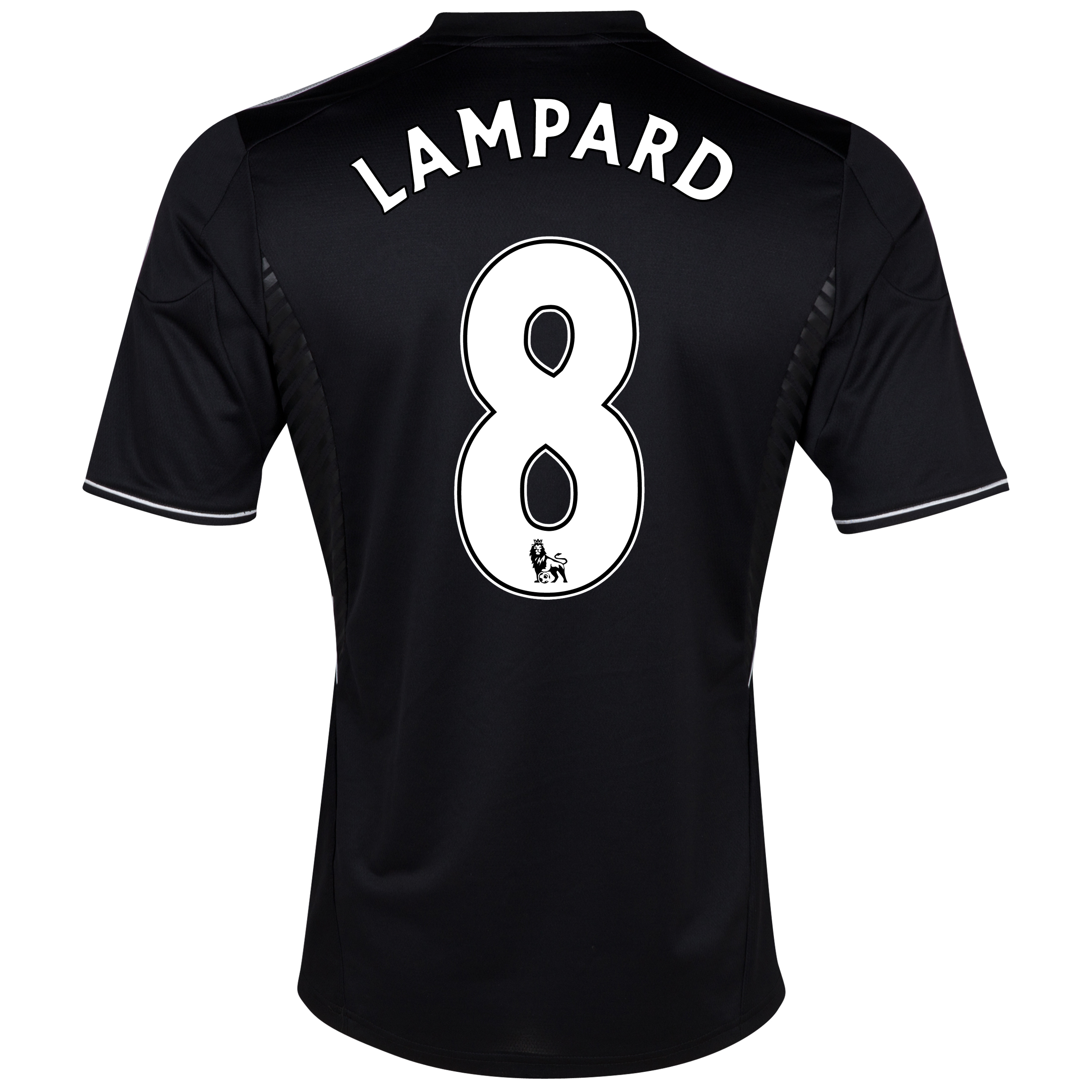 Chelsea Third Shirt 2013/14 with Lampard 8 printing
