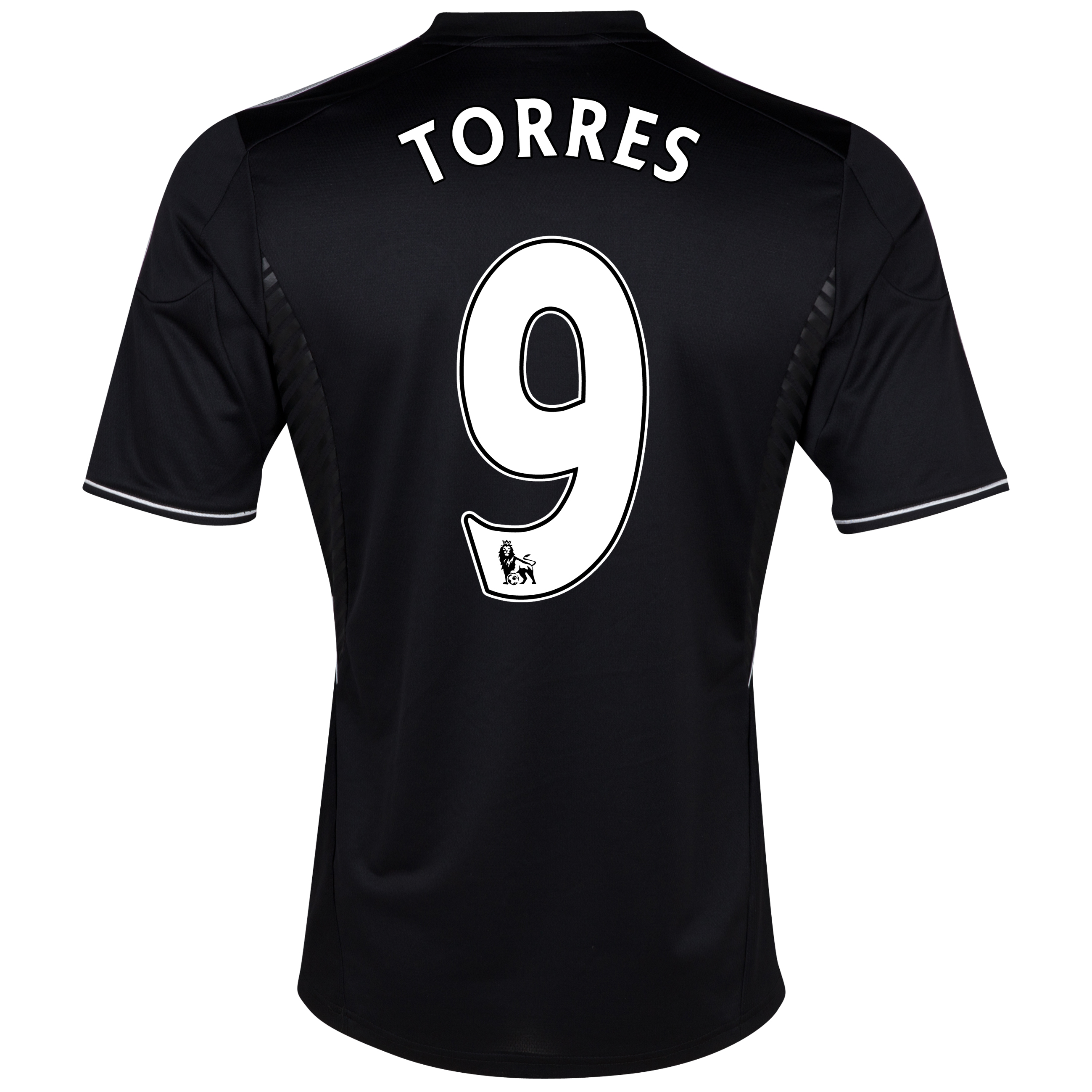 Chelsea Third Shirt 2013/14 with Torres 9 printing