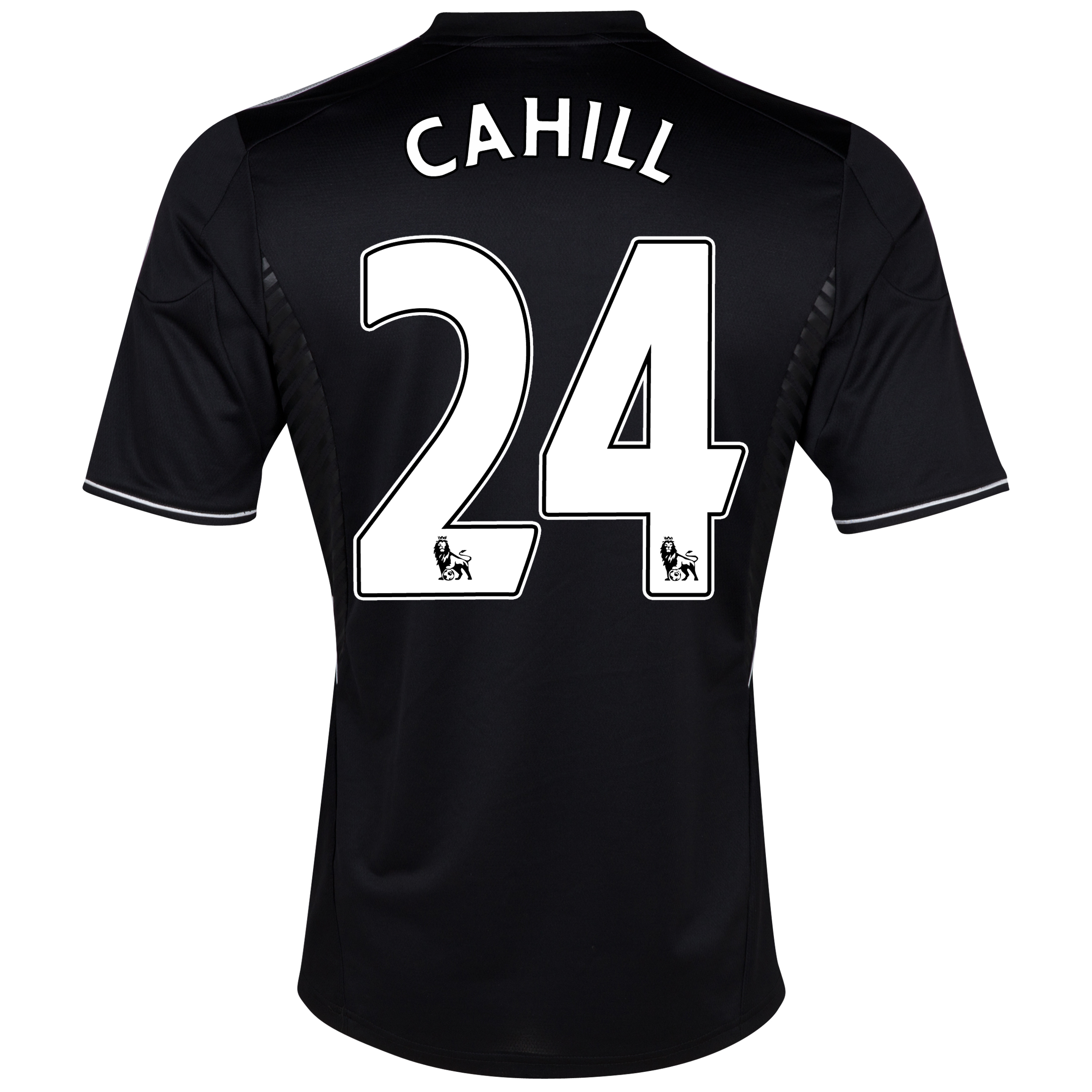 Chelsea Third Shirt 2013/14 - Kids with Cahill 24 printing