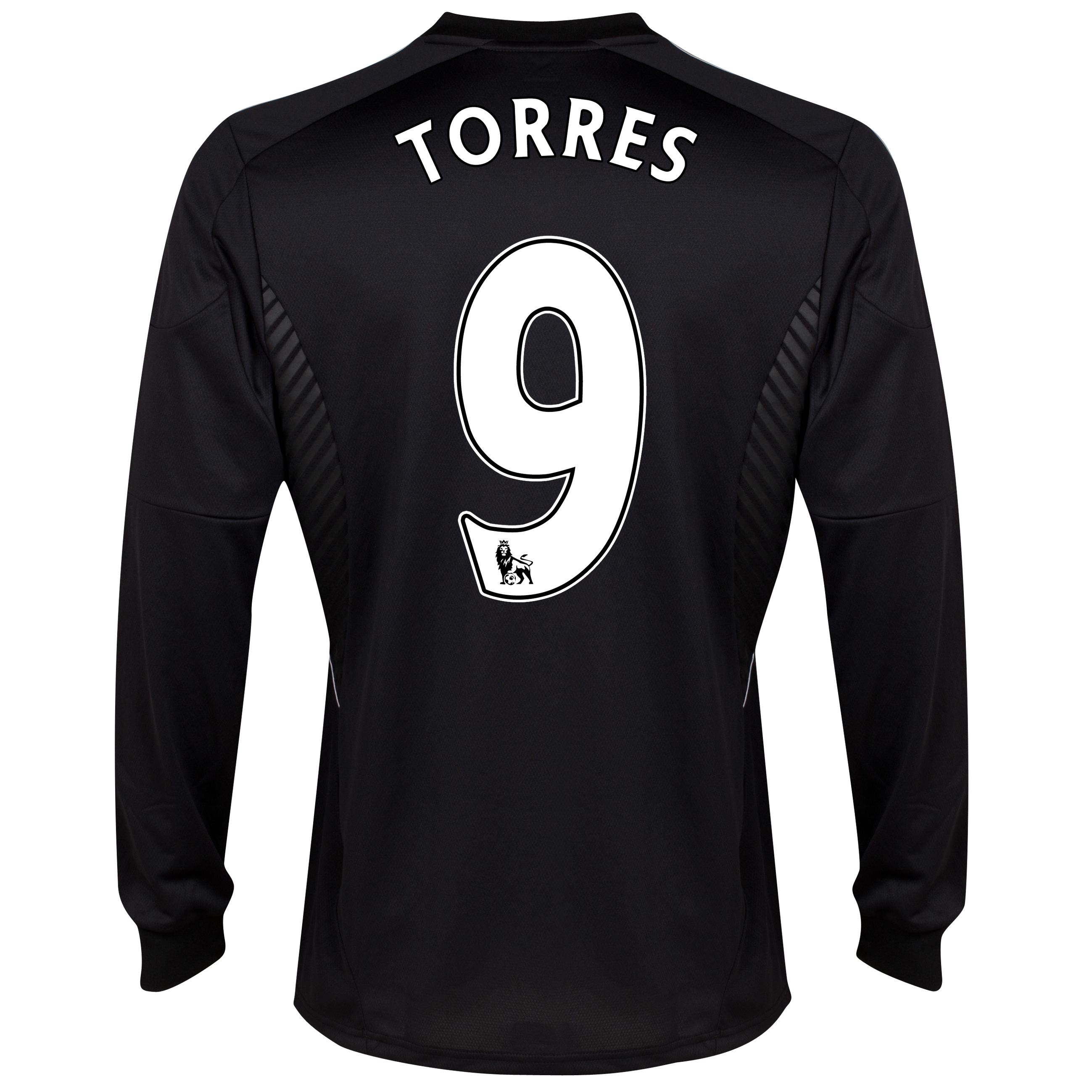 Chelsea Third Shirt 2013/14 -Long Sleeve - kids with Torres 9 printing