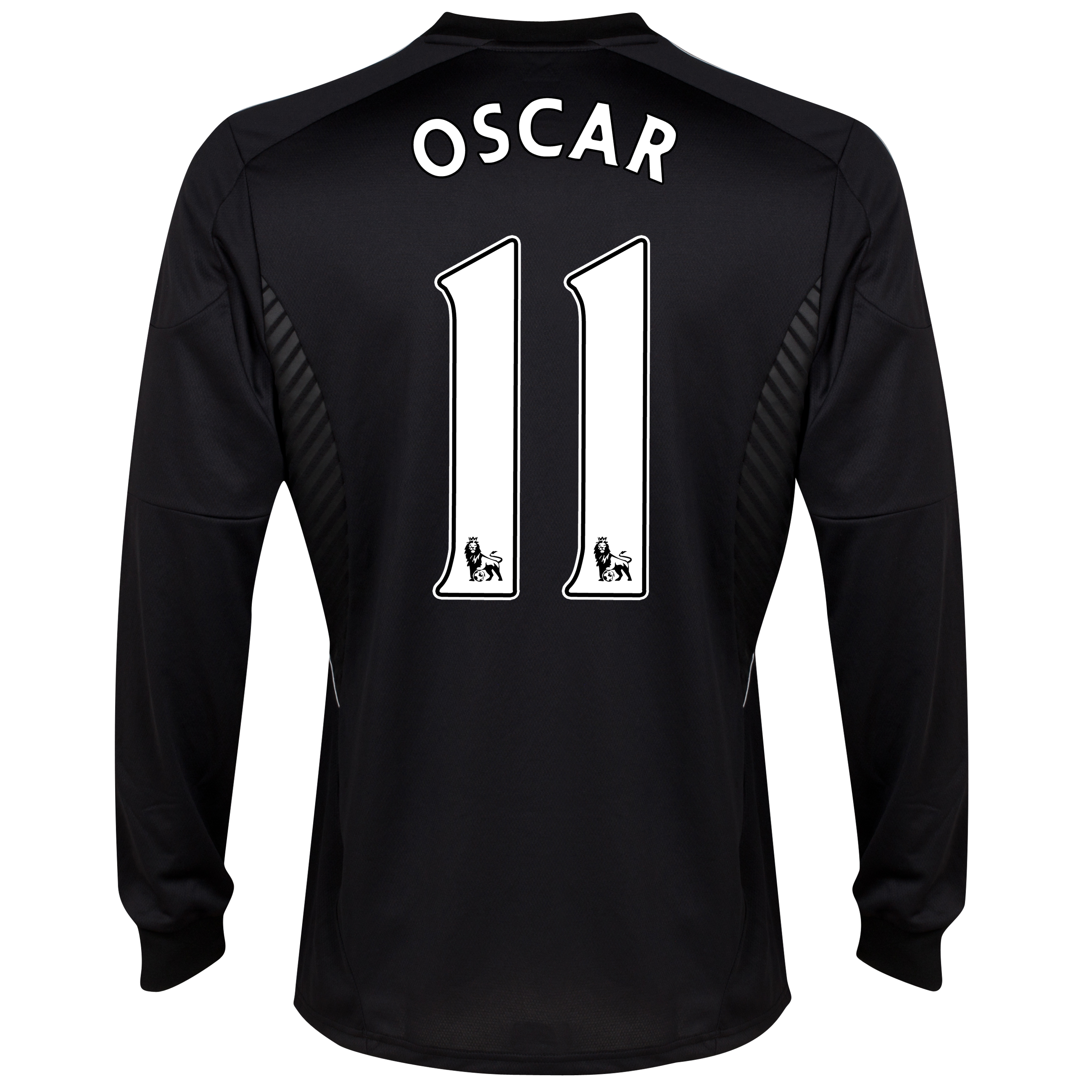 Chelsea Third Shirt 2013/14 -Long Sleeve - kids with Oscar 11 printing