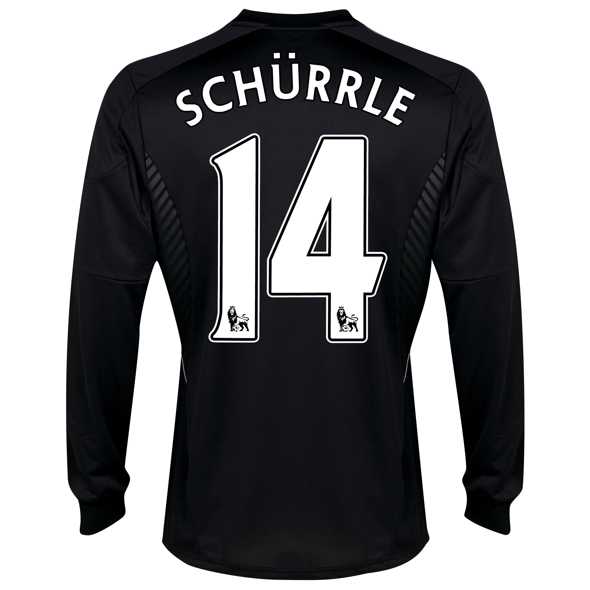 Chelsea Third Shirt 2013/14 -Long Sleeve - kids with Schürrle 14 printing