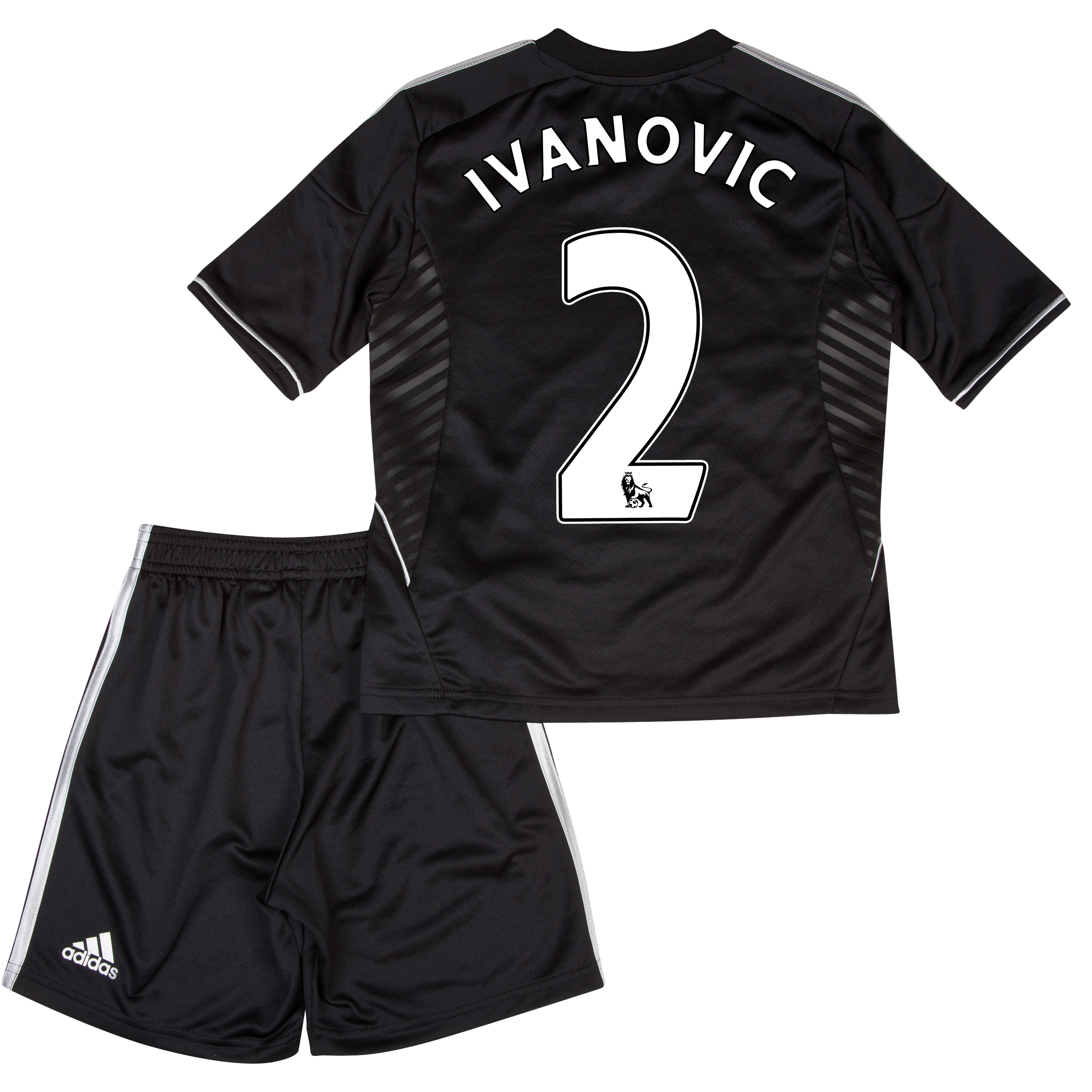 Chelsea Third Mini Kit 2013/14 with Ivanovic 2 printing