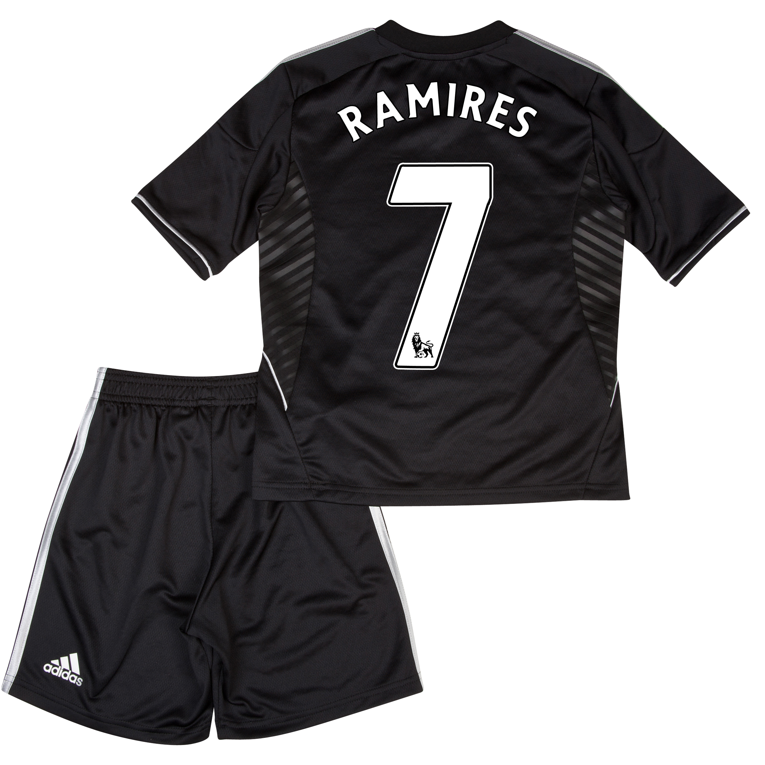 Chelsea Third Mini Kit 2013/14 with Ramires 7 printing