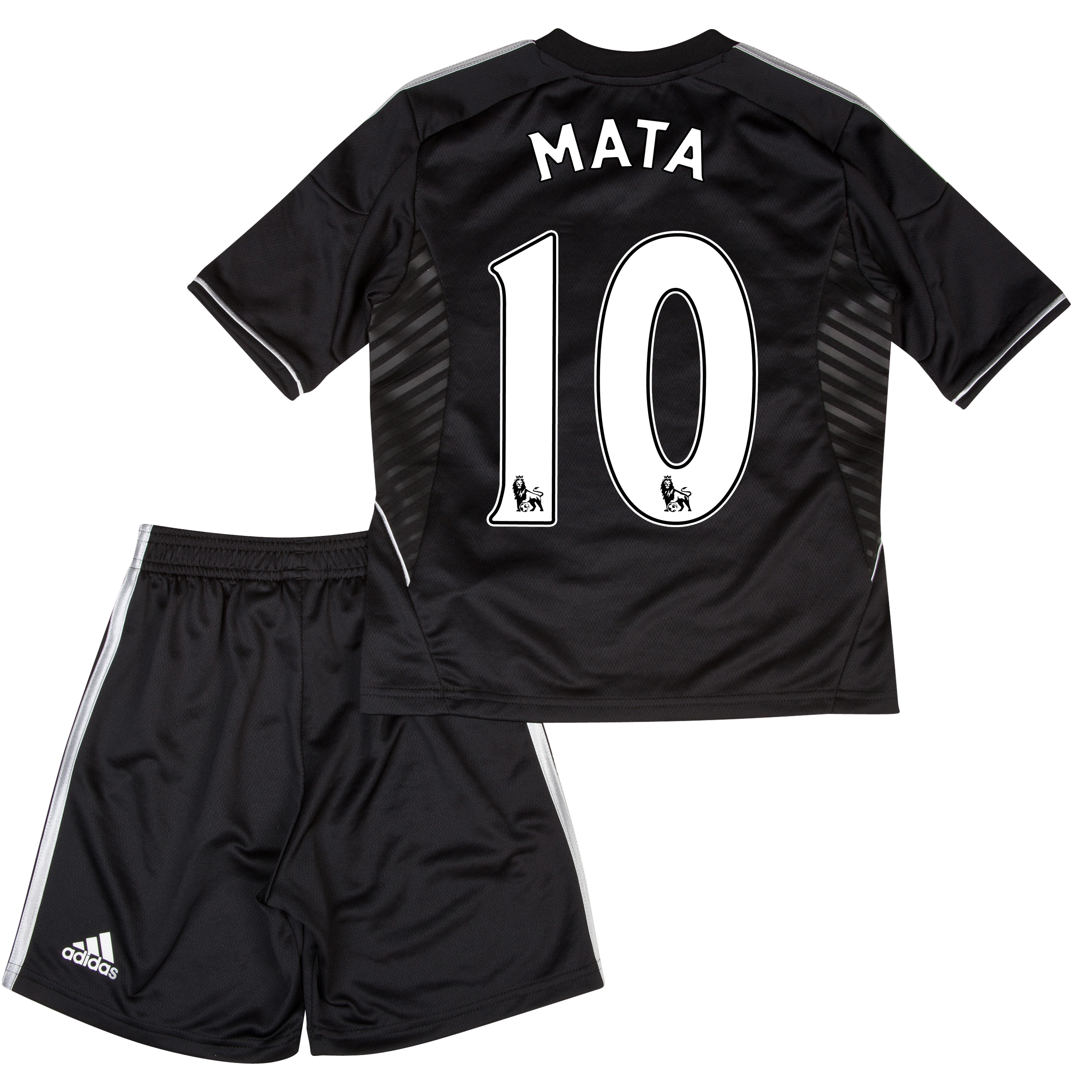 Chelsea Third Mini Kit 2013/14 with Mata 10 printing