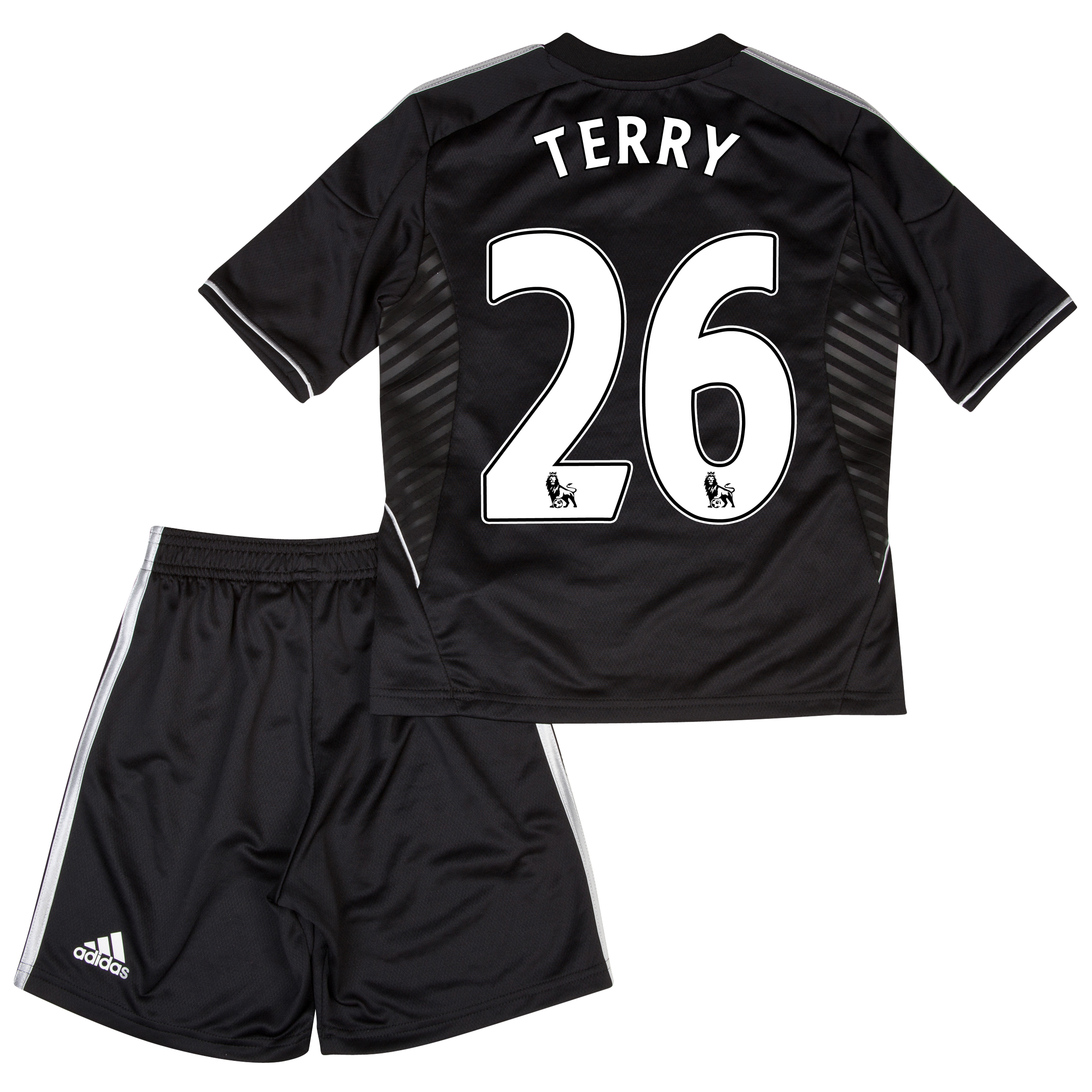 Chelsea Third Mini Kit 2013/14 with Terry 26 printing