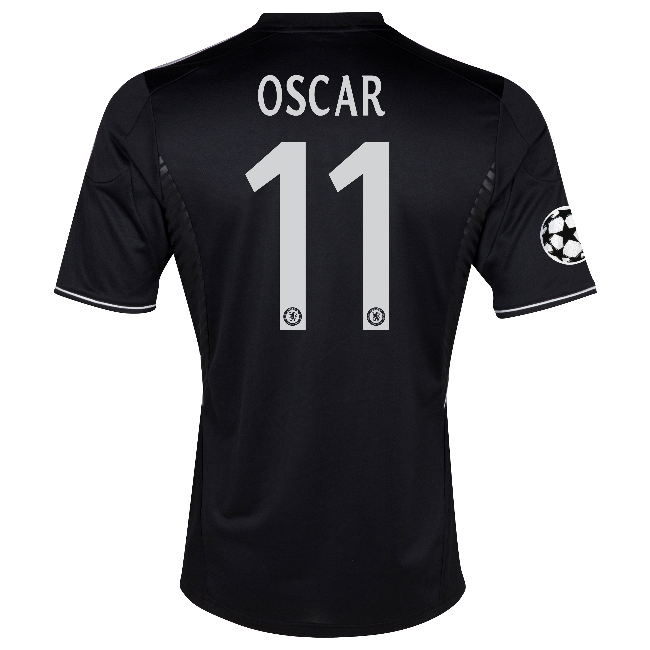 Chelsea UEFA Champions League Third Shirt 2013/14 - Kids with Oscar 11 printing