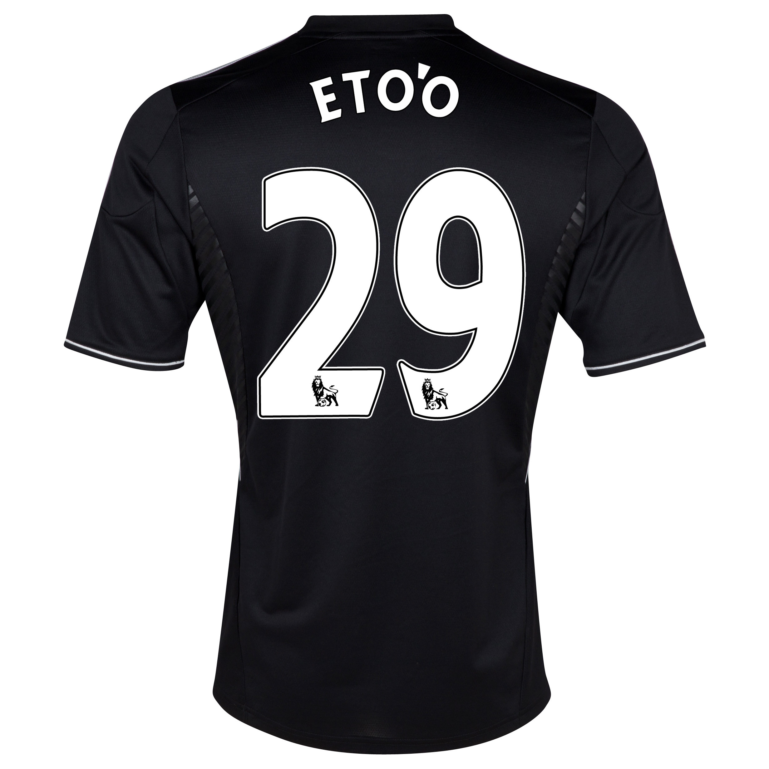 Chelsea Third Shirt 2013/14 - Kids with Eto'o 29 printing