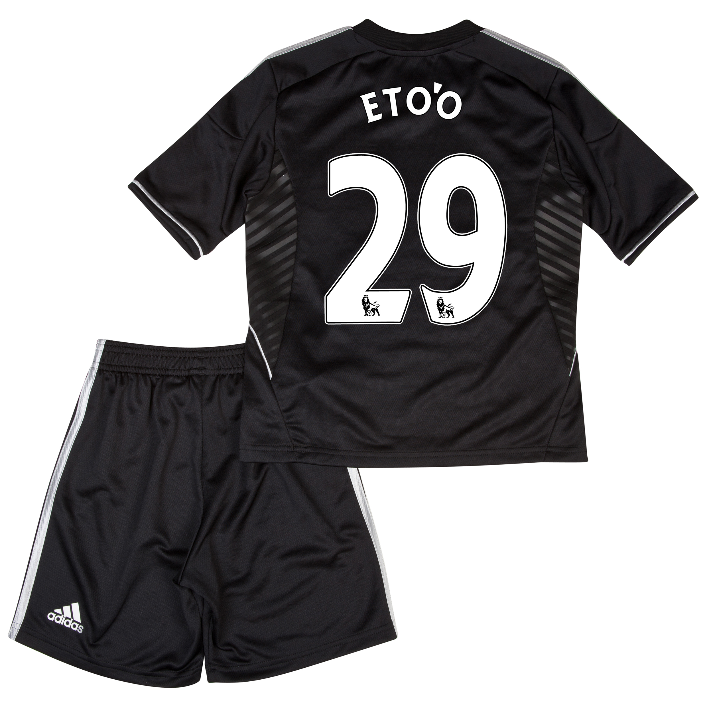 Chelsea Third Mini Kit 2013/14 with Eto'o 29 printing