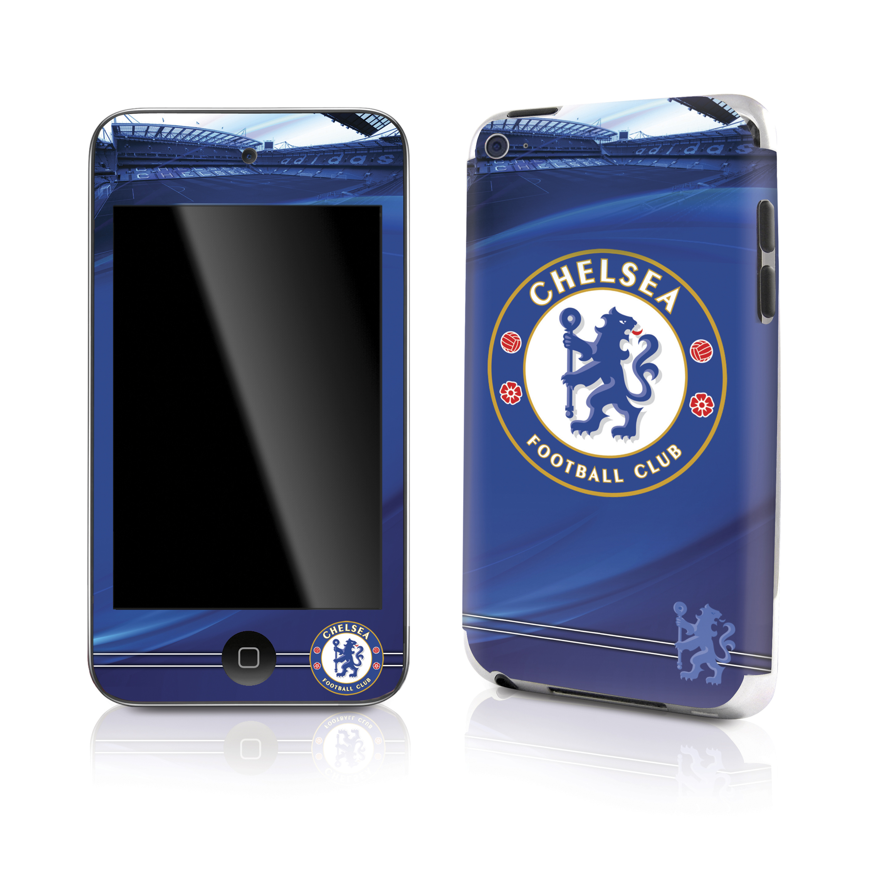 Chelsea FC iPod Touch 4th generation Skin