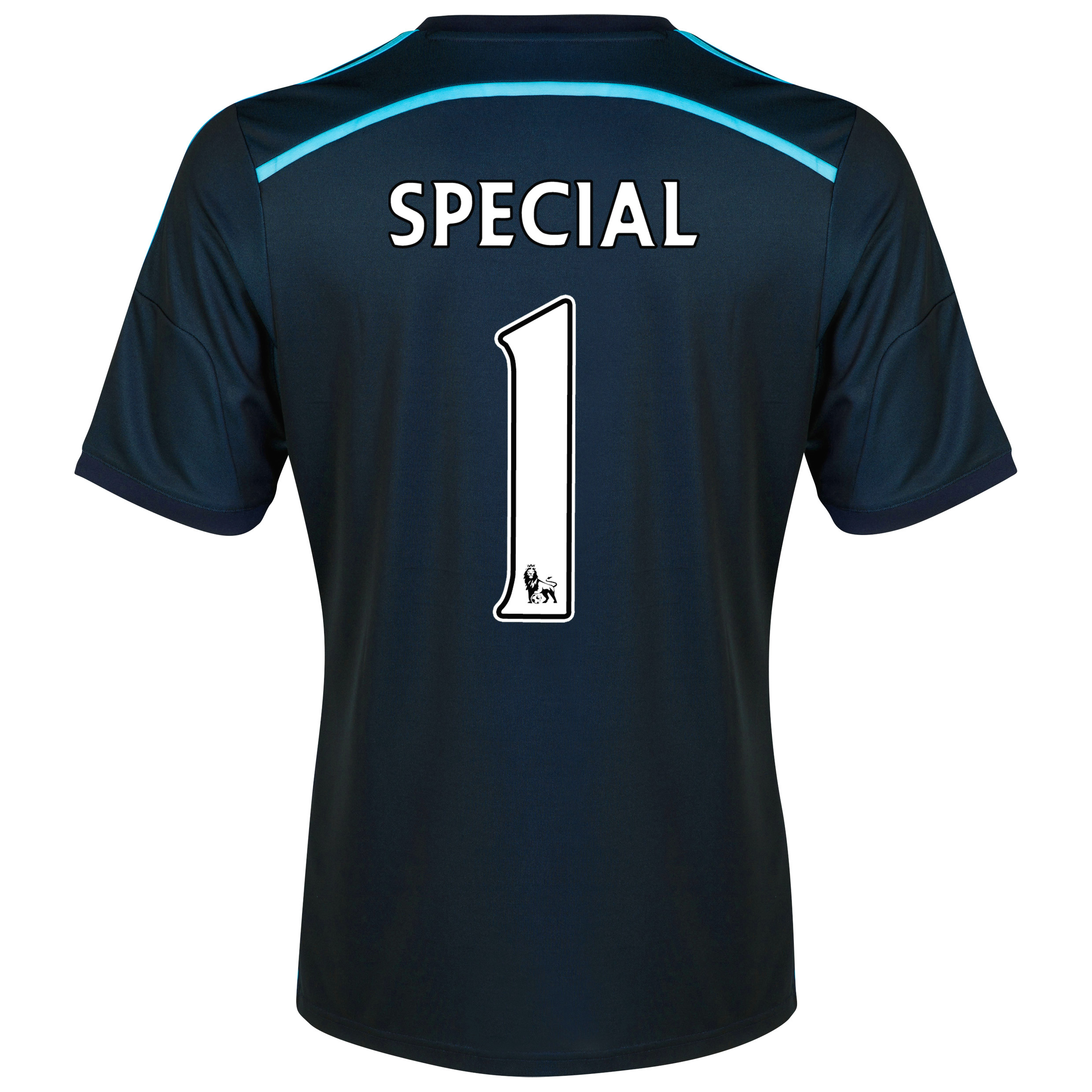 Chelsea Third Shirt 2014/15 with Special 1 printing