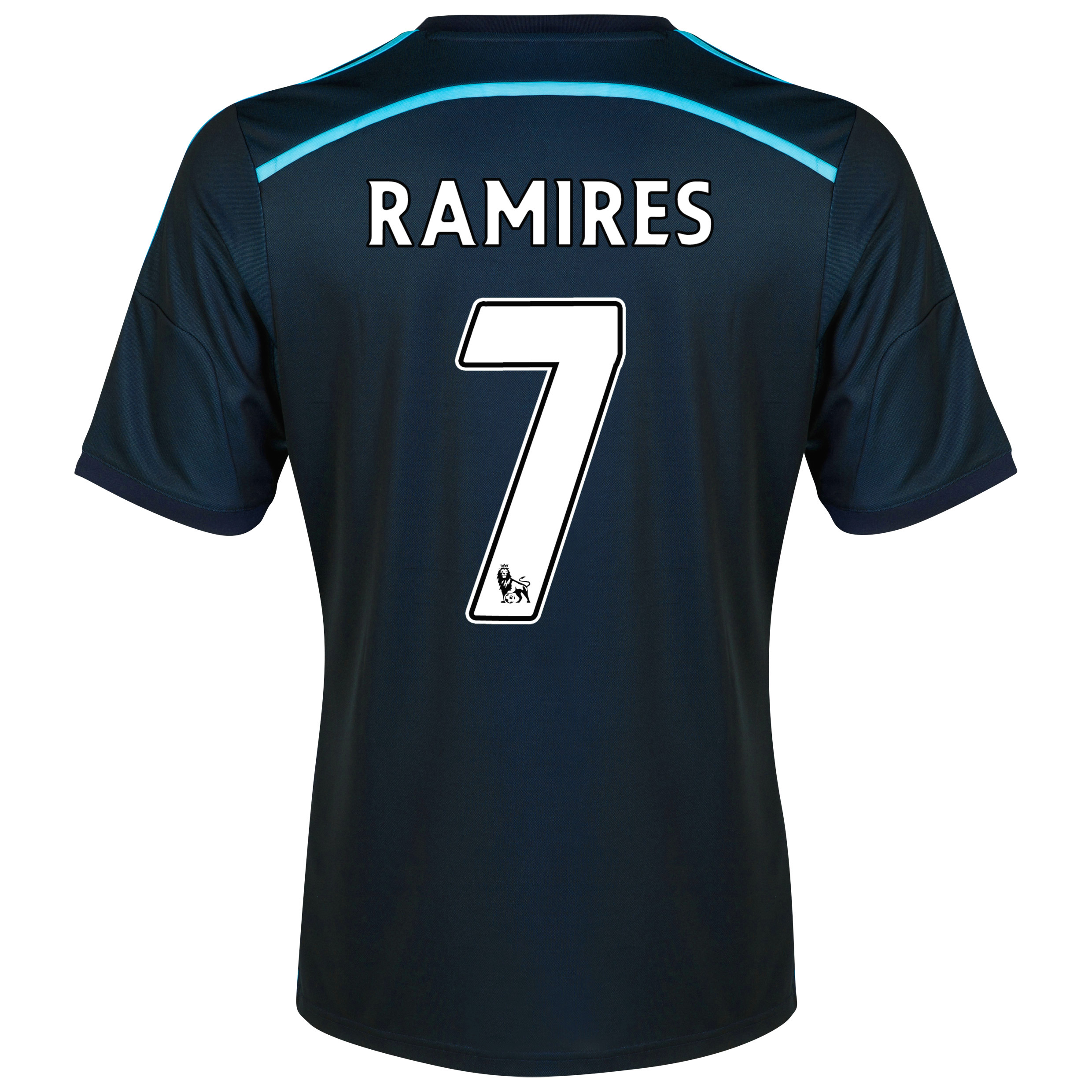 Chelsea Third Shirt 2014/15 with Ramires 7 printing
