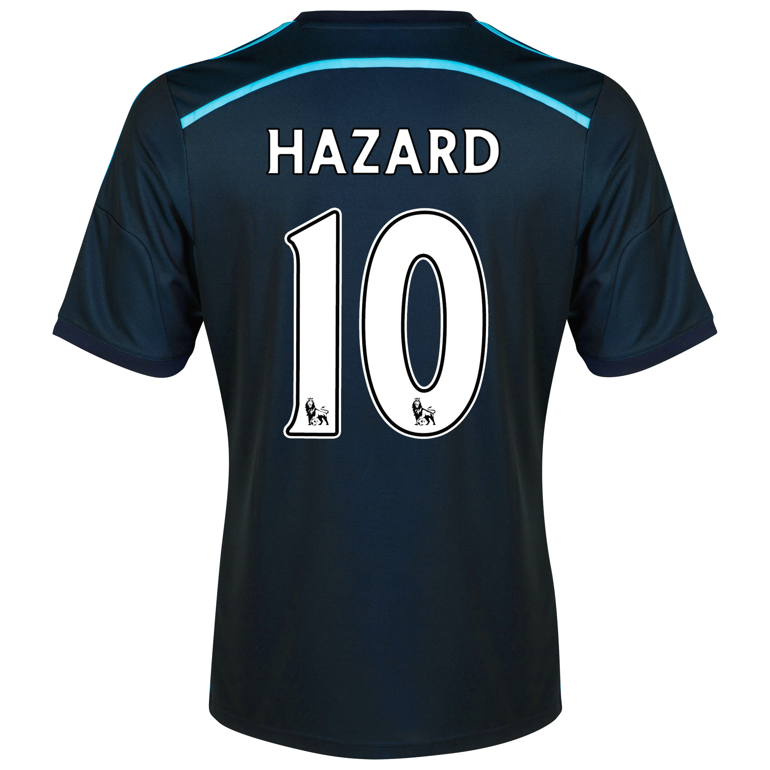 Chelsea Third Shirt 2014/15 with Hazard 10 printing