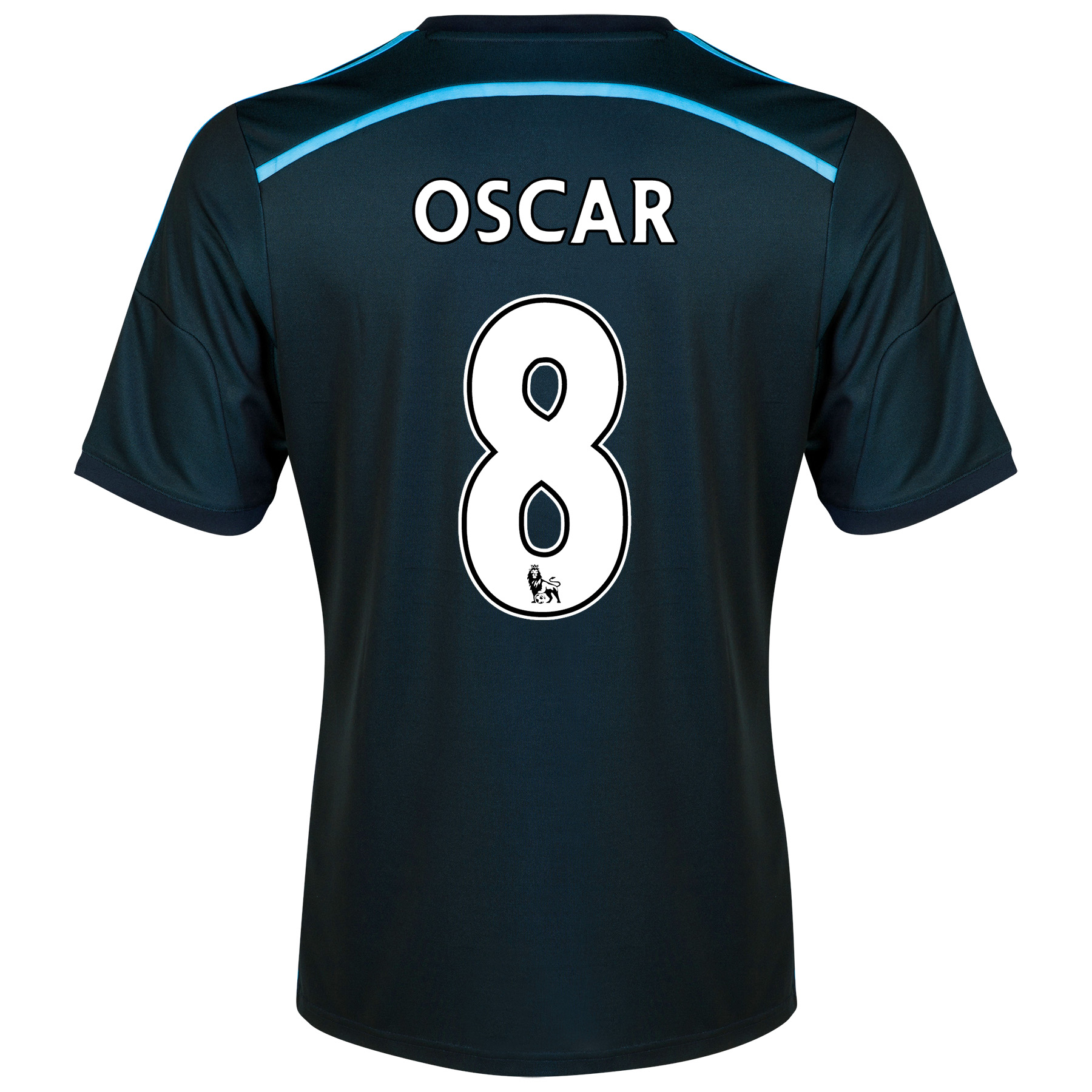 Chelsea Third Shirt 2014/15 with Oscar 11 printing