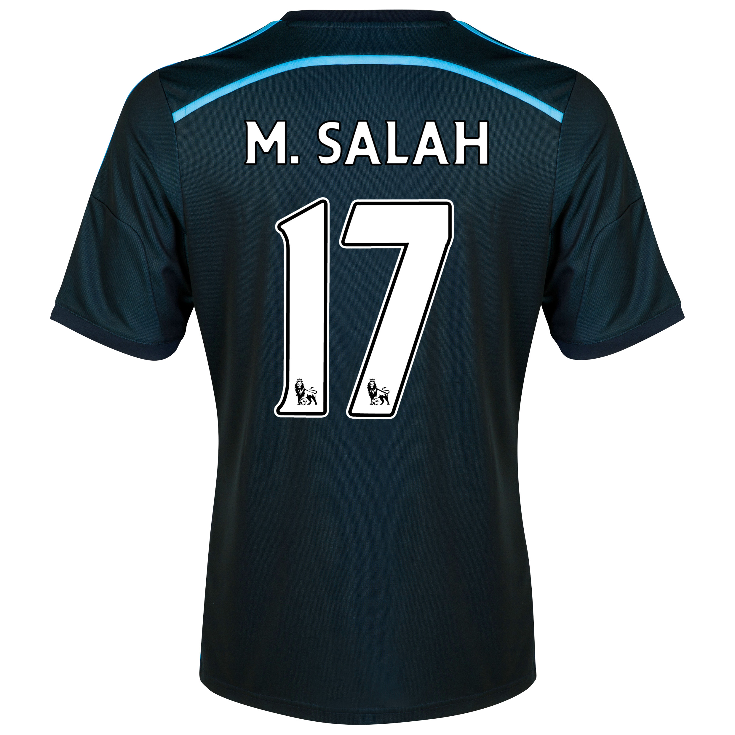 Chelsea Third Shirt 2014/15 with M. Salah 17 printing