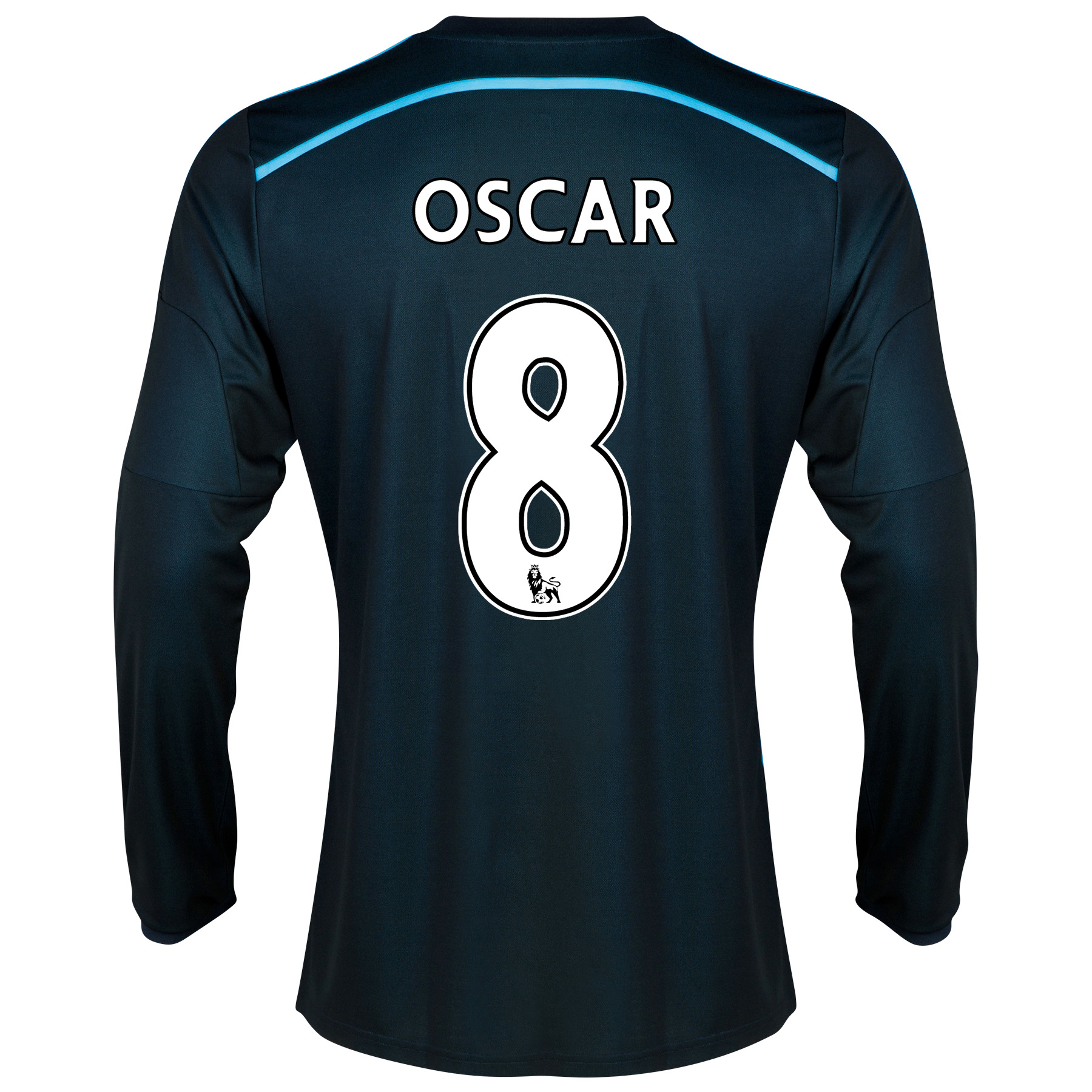 Chelsea Third Shirt 2014/15 - Long Sleeve with Oscar 11 printing