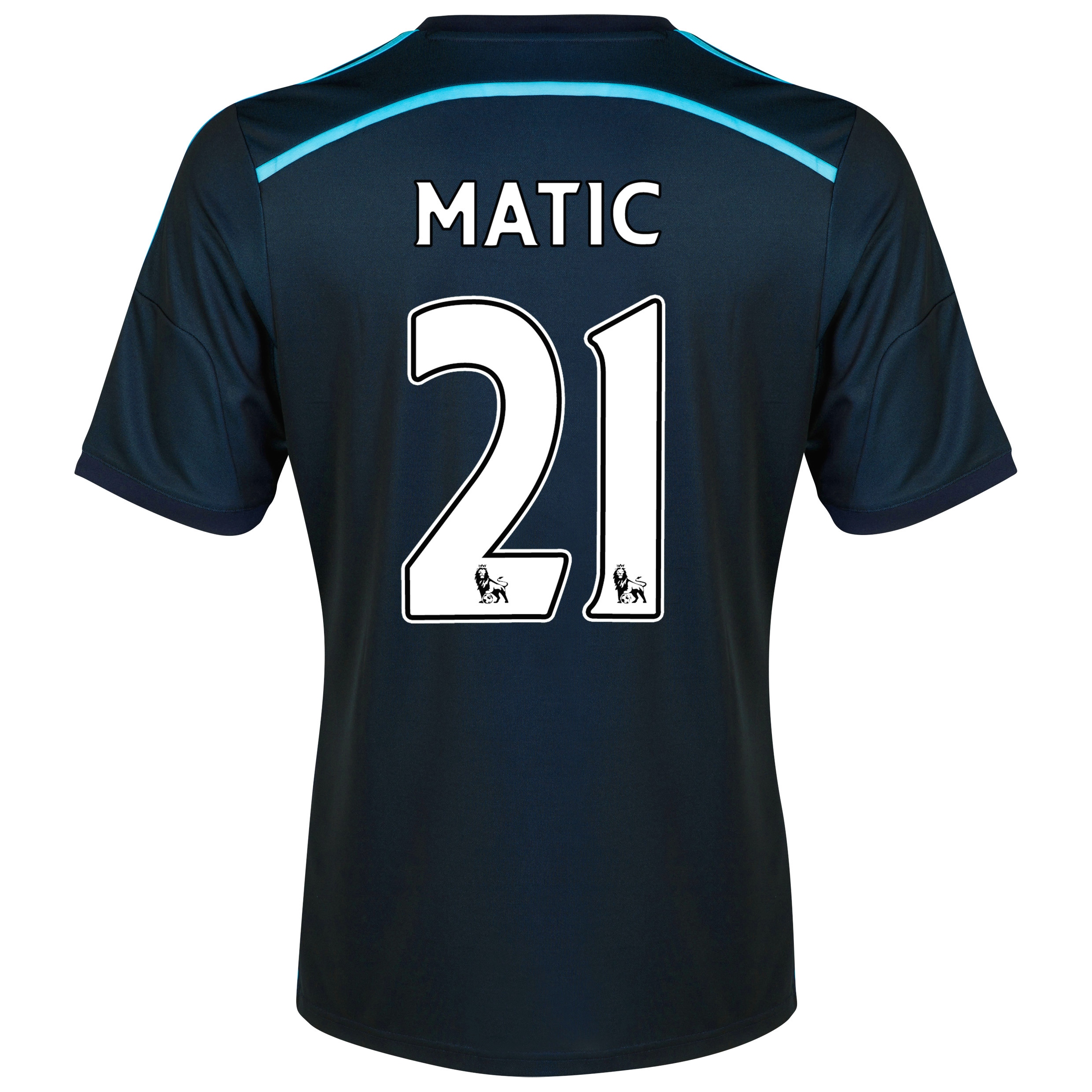 Chelsea Third Shirt 2014/15 - Kids with Matic 21 printing