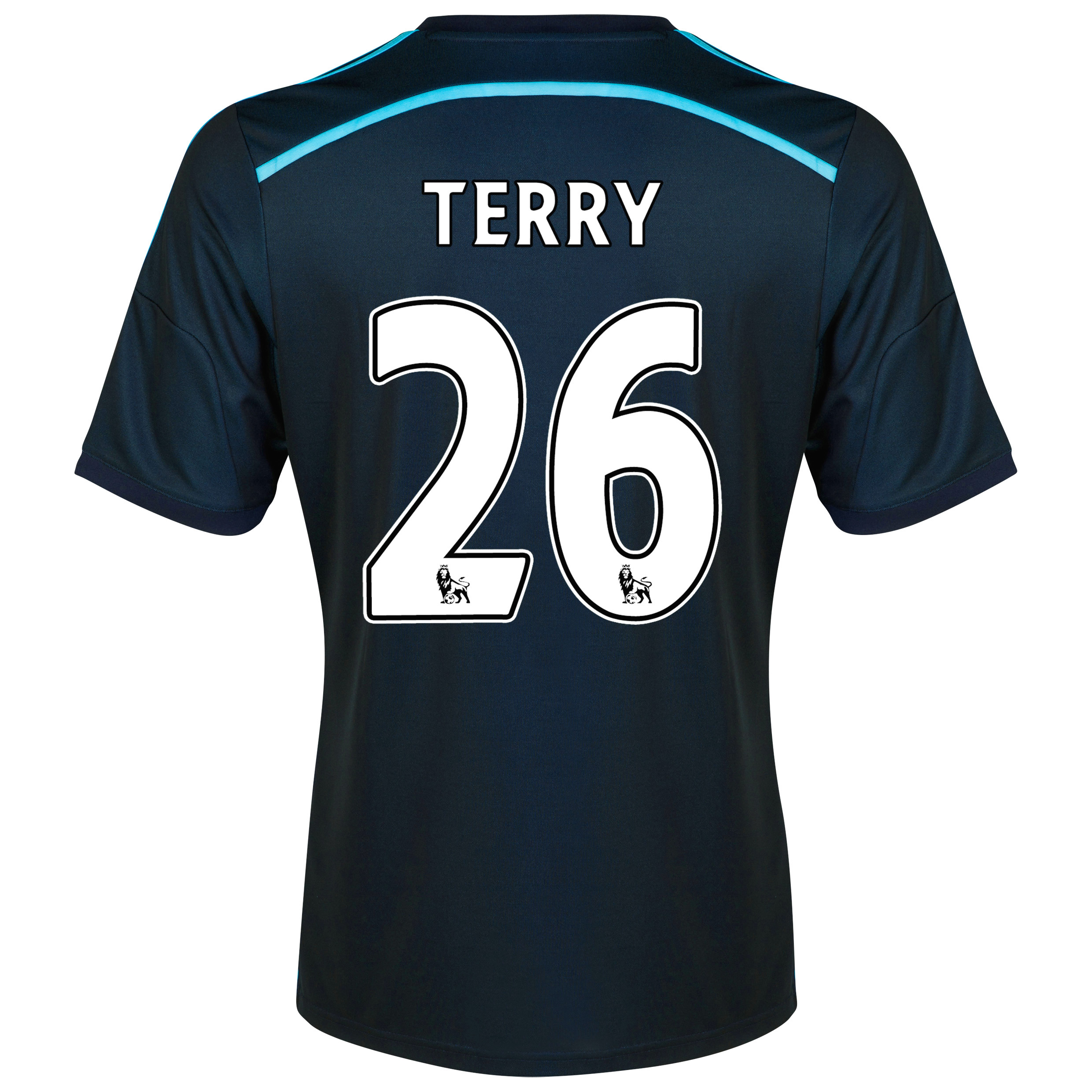 Chelsea Third Shirt 2014/15 - Kids with Terry 26 printing