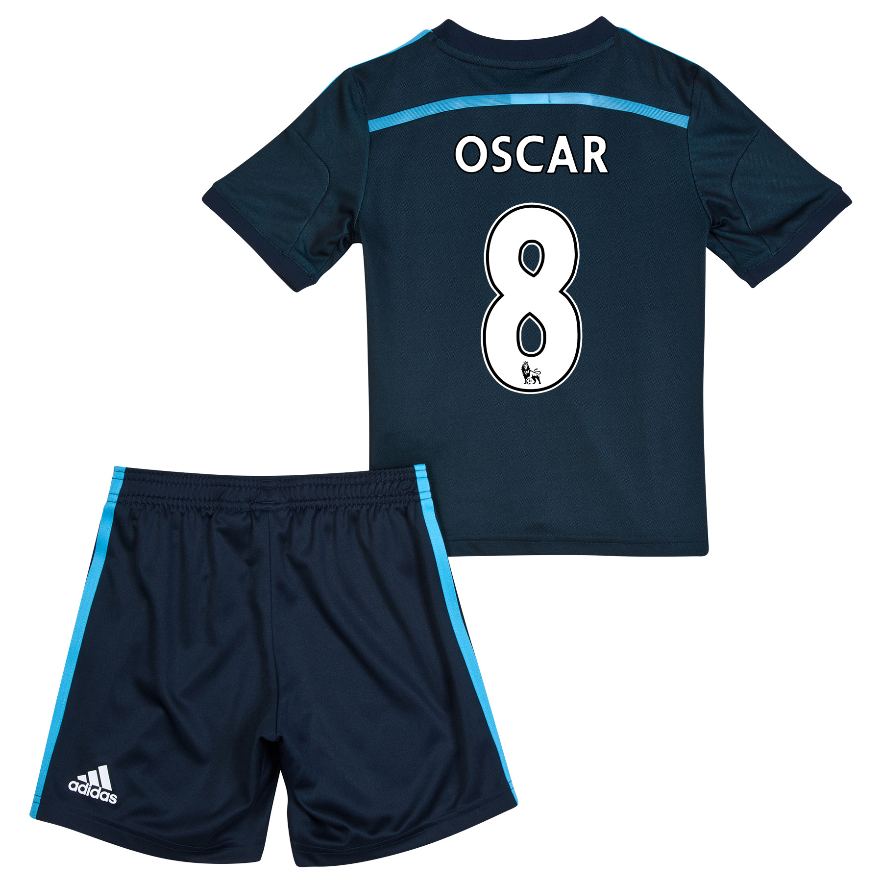 Chelsea Third Mini Kit 2014/15 with Oscar 11 printing