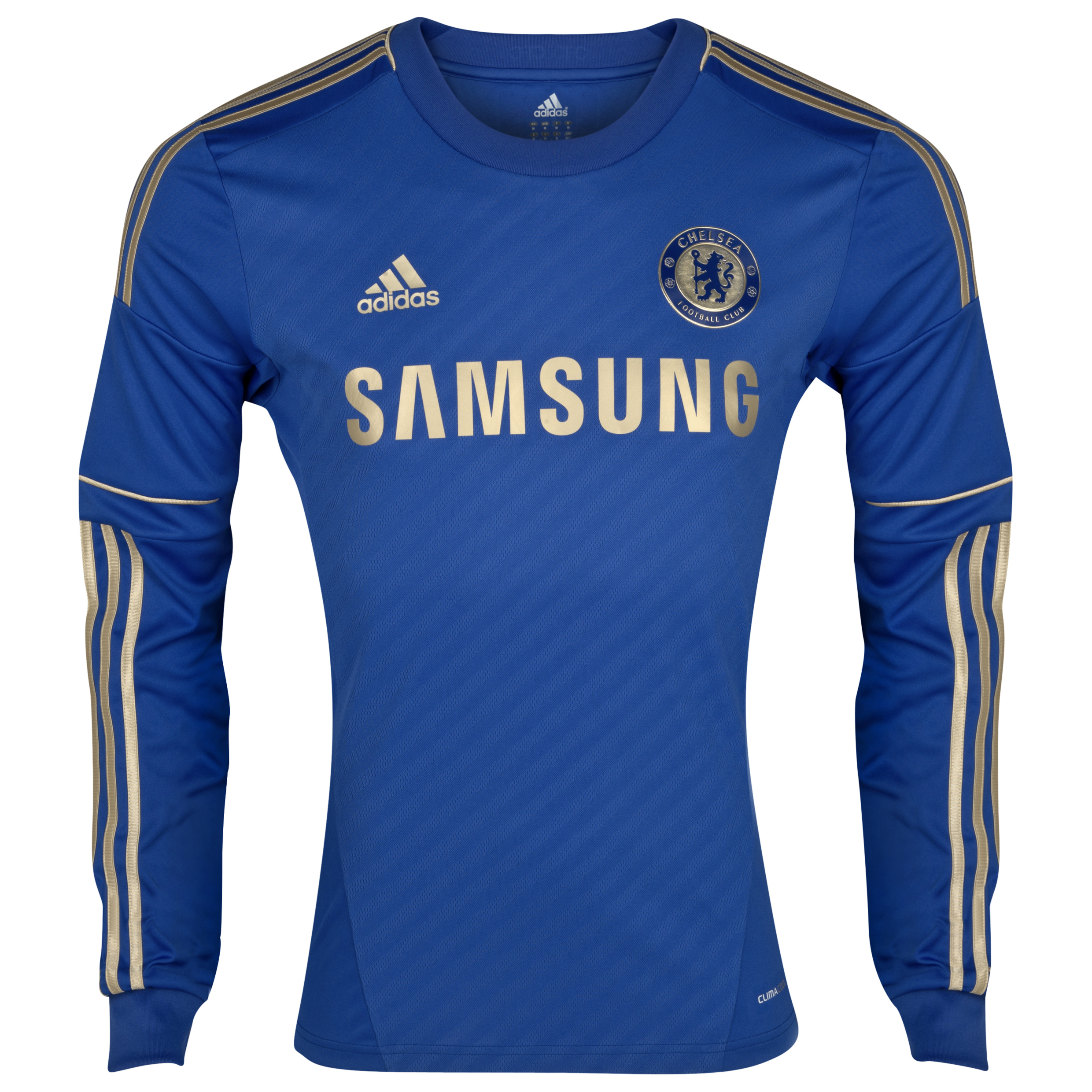 Chelsea Home Shirt 2012/13 Long Sleeved
