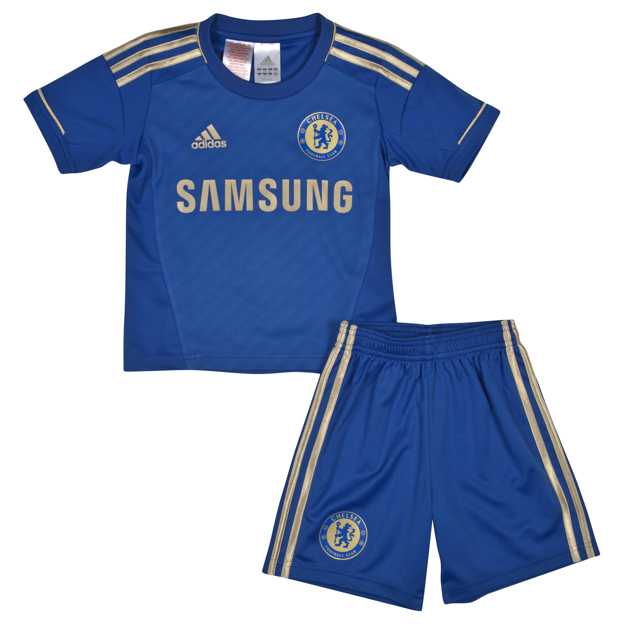 Chelsea Home Mini Kit 2012/13
