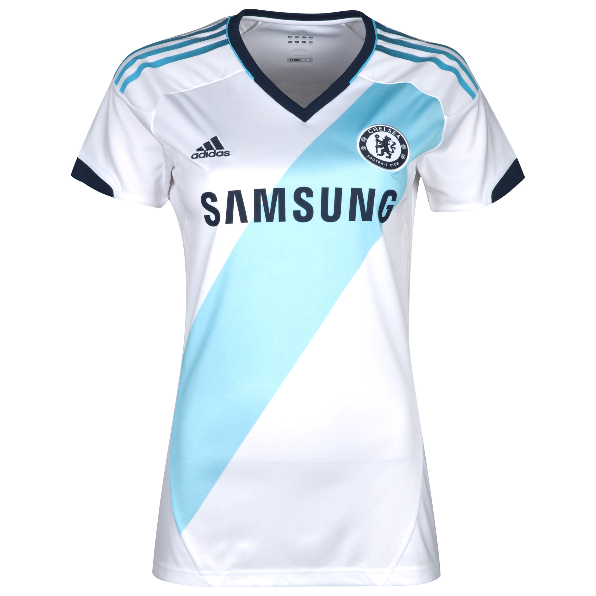 Chelsea Away Shirt 2012/13 Womens